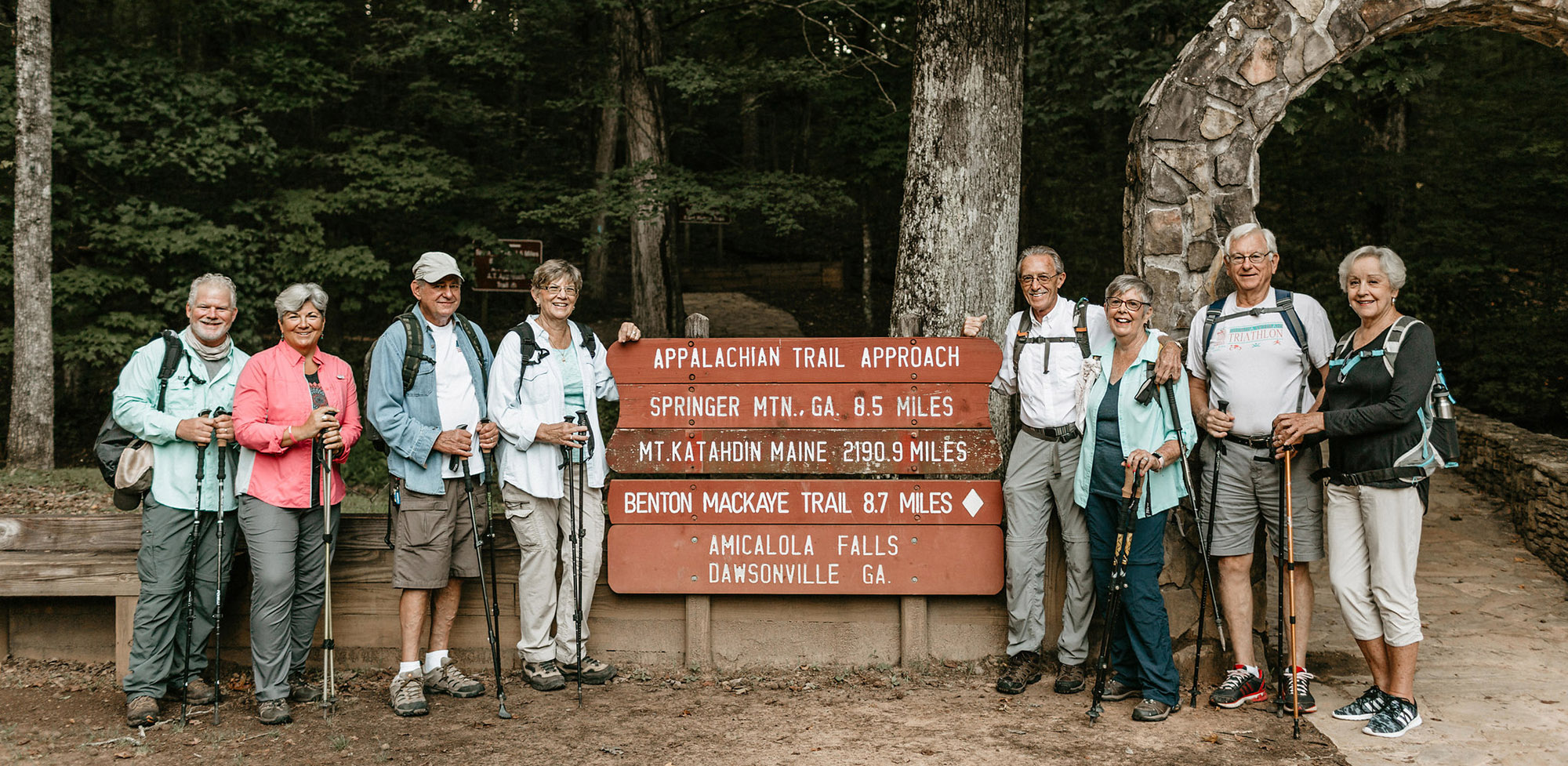 Appalachian Hiking Group