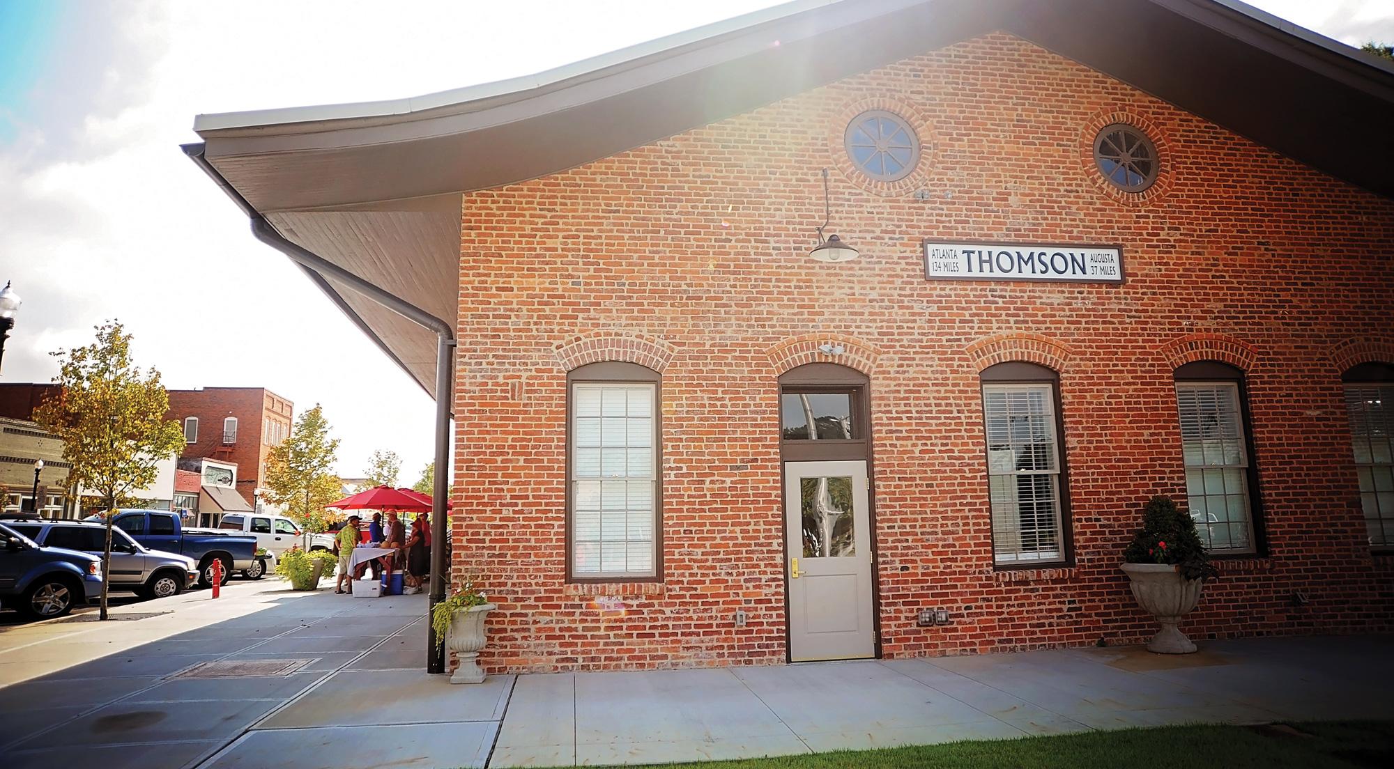 Image result for visit thomson ga