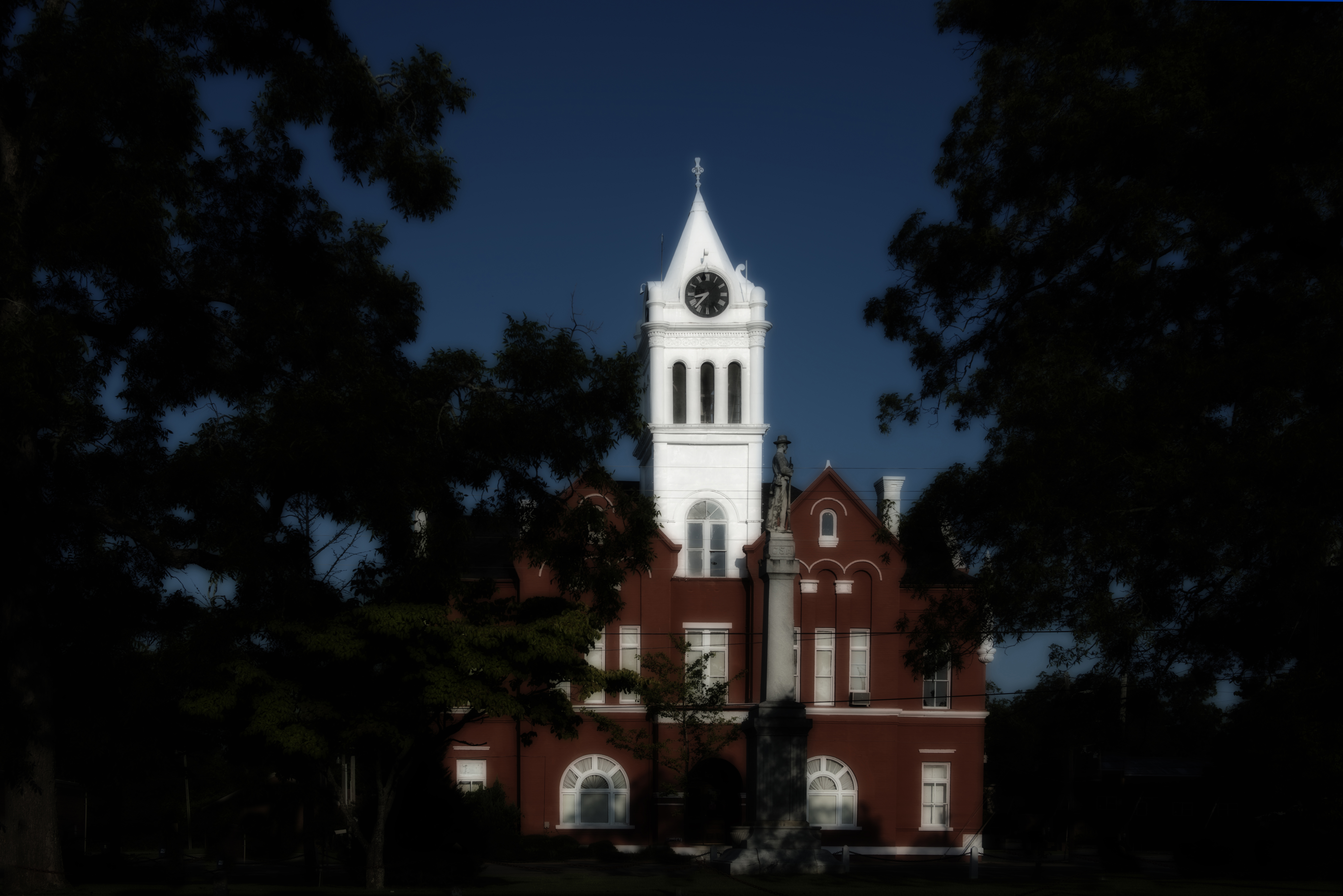 Schley Co Courthouse