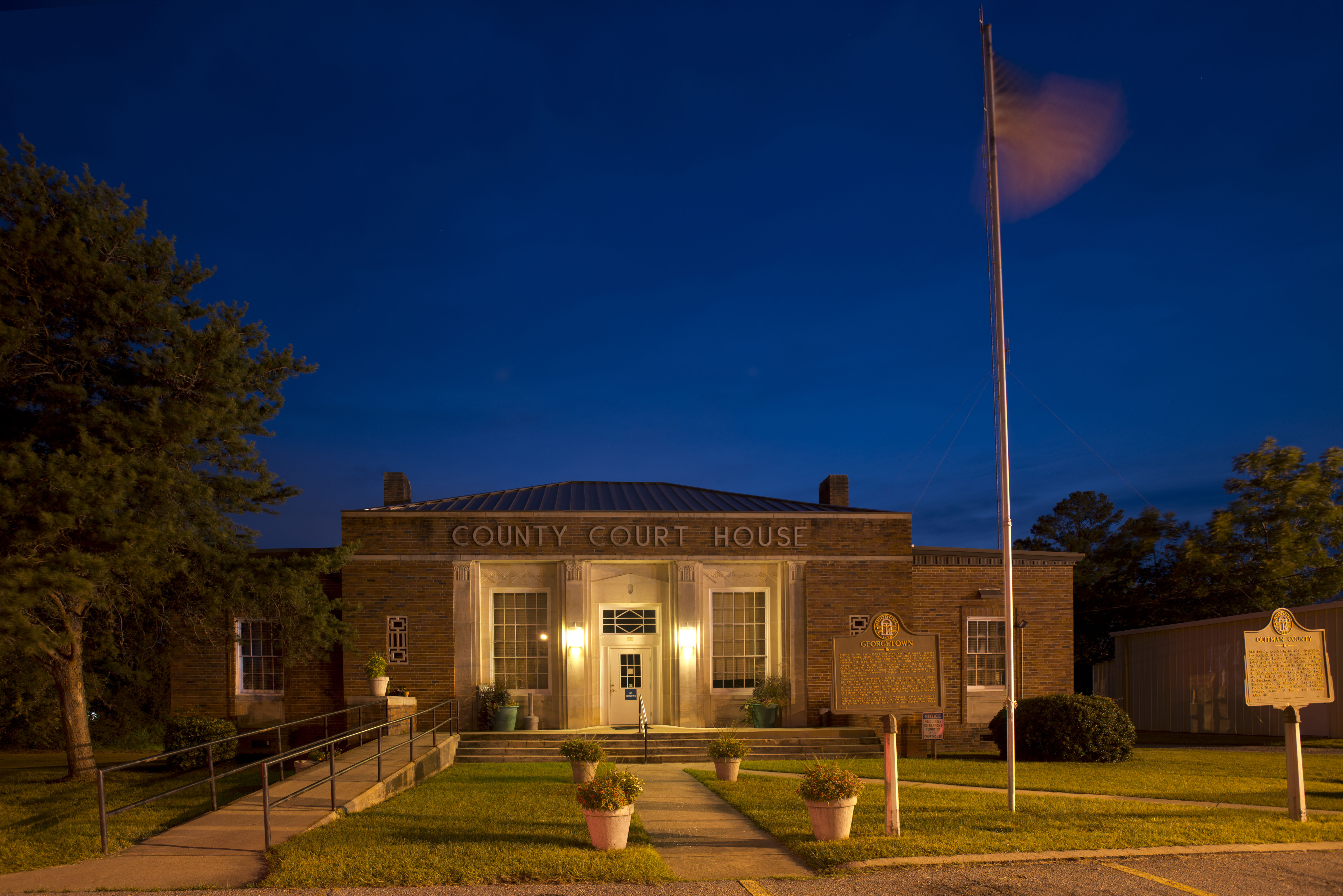 Quitman Co Courthouse
