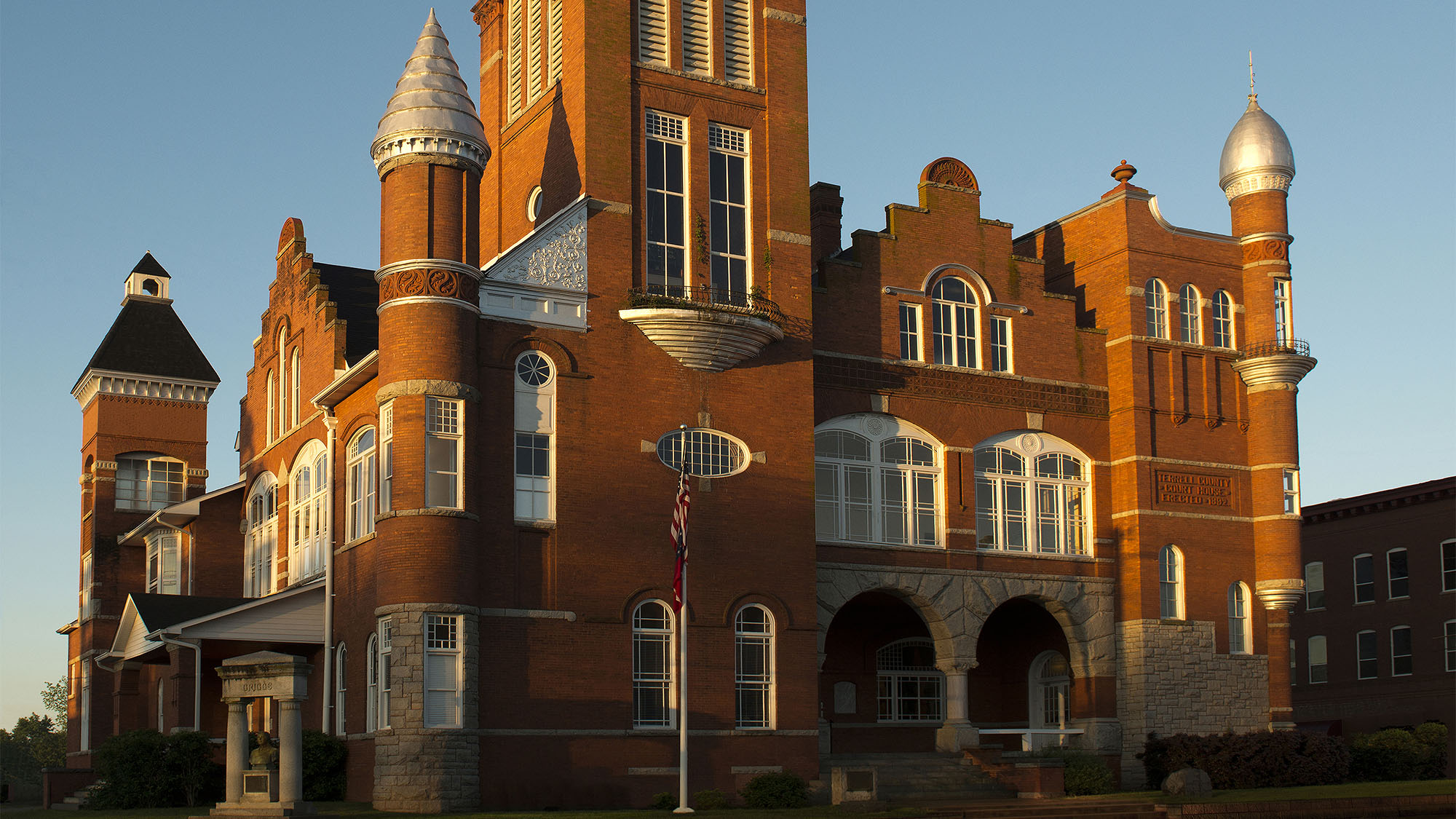 Terrell Co Courthouse
