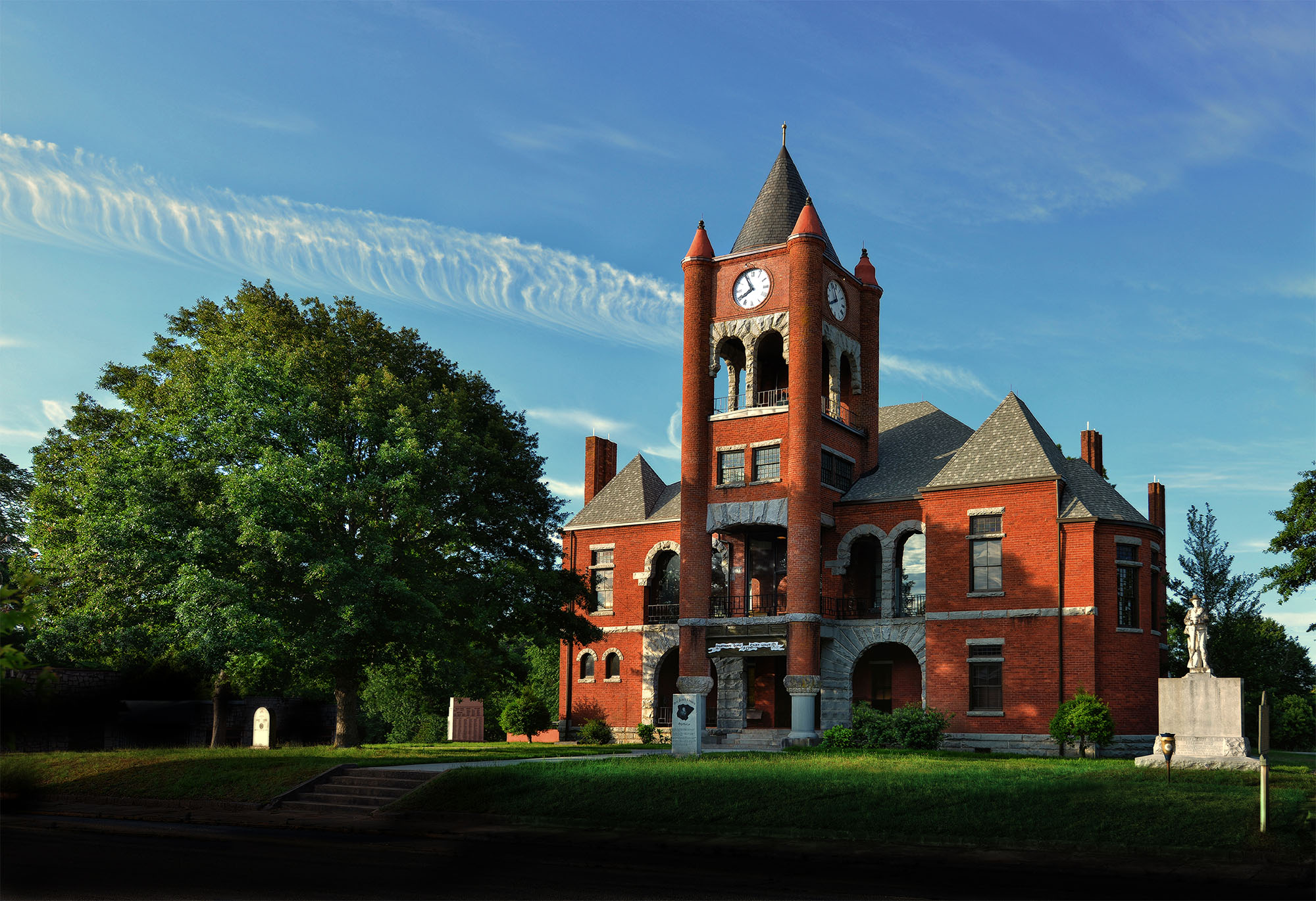 Oglethorpe Co Courthouse