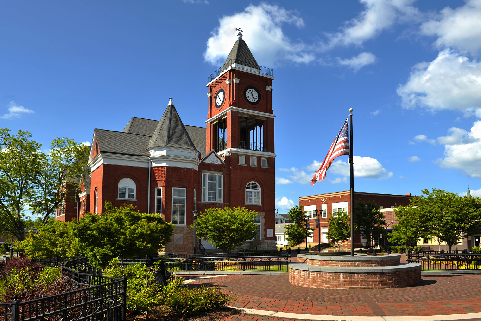 Paulding County Courthouse