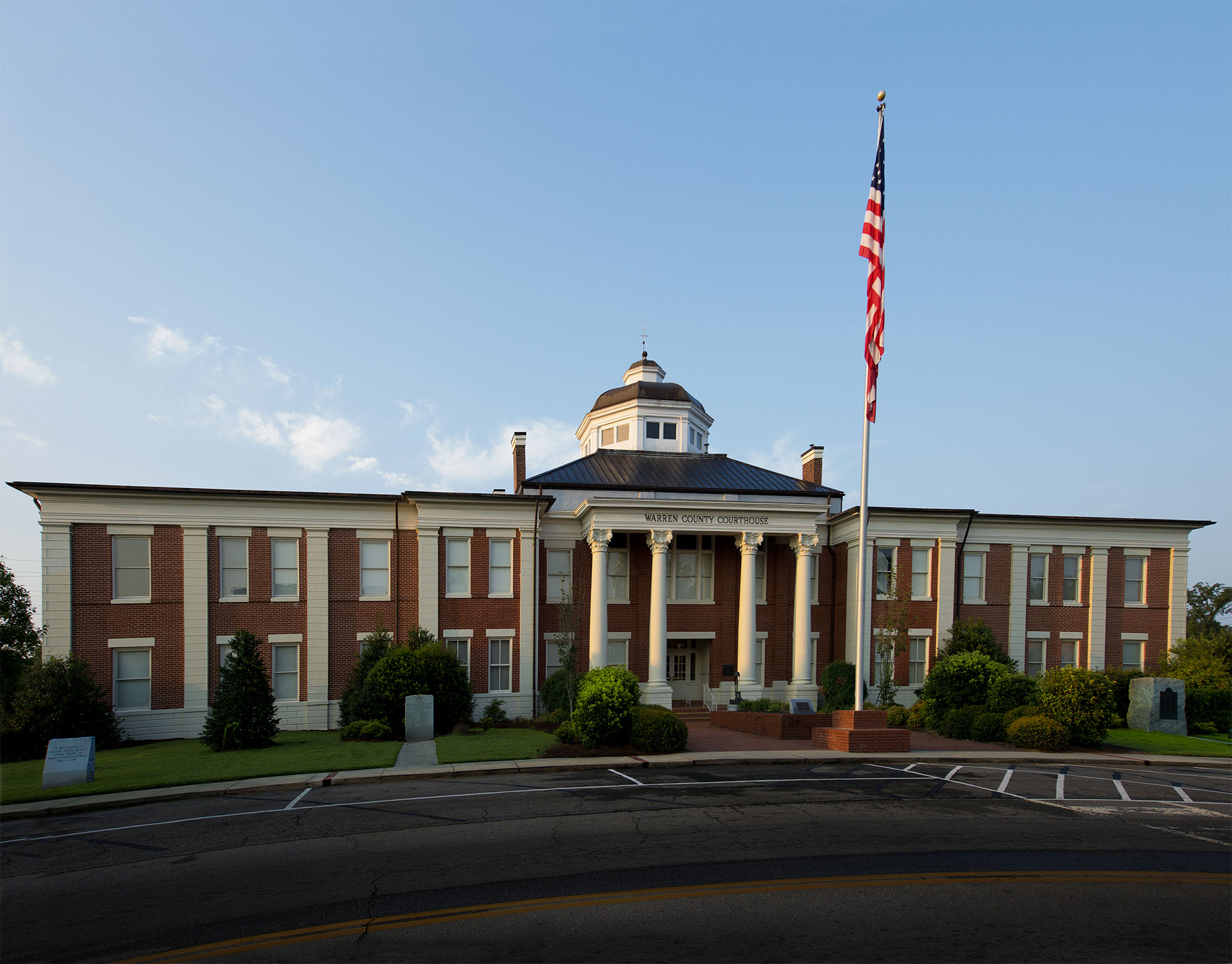Warren Co Courthouse