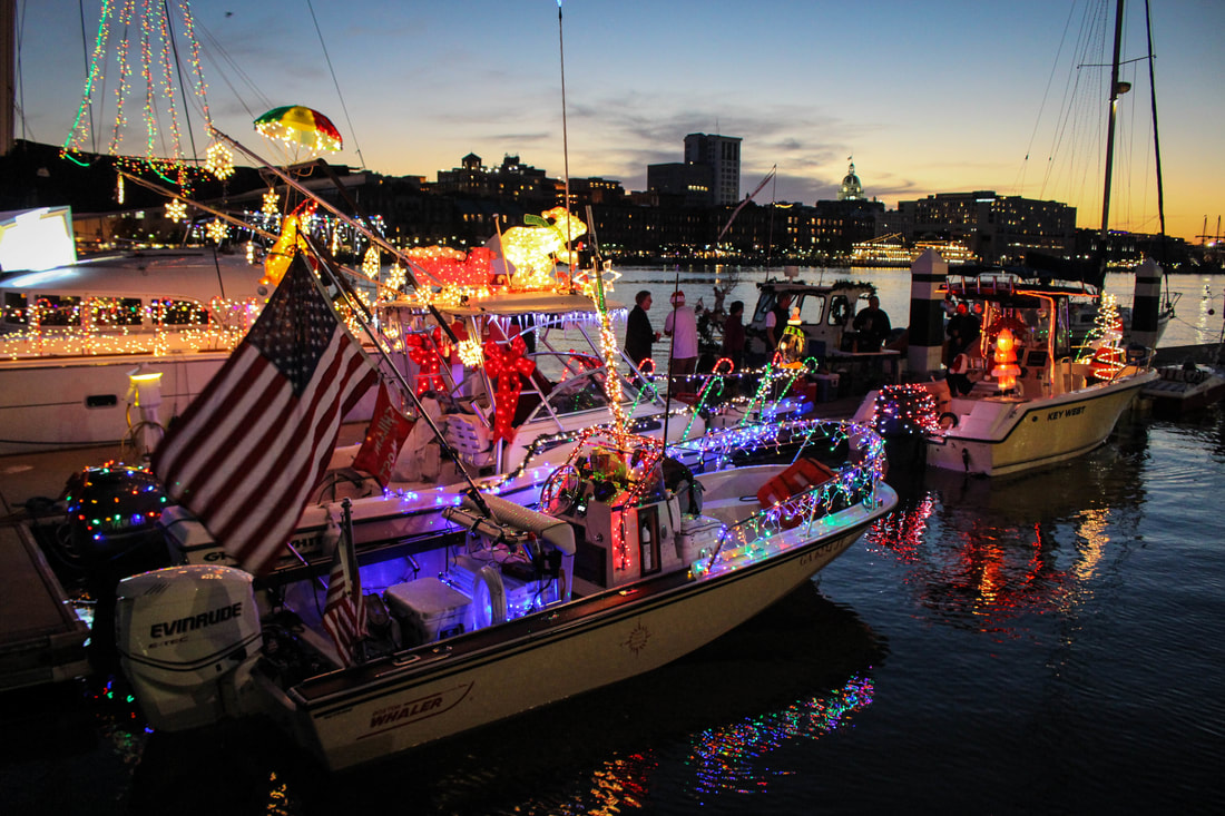 Savannah Ga Lighted Christmas Parade 2020 Jingle All the Way with Georgia's Christmas Parades | Official