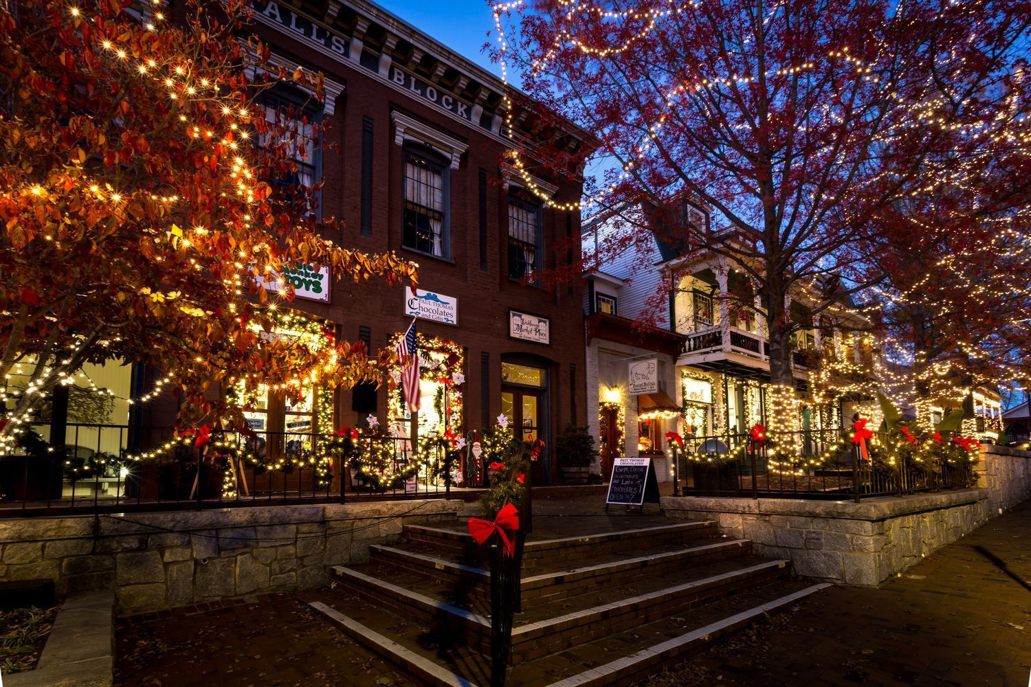 Best Southern Towns To Visit At Christmas 2020 These 8 Small Georgia Towns Do Christmas Right | Official Georgia