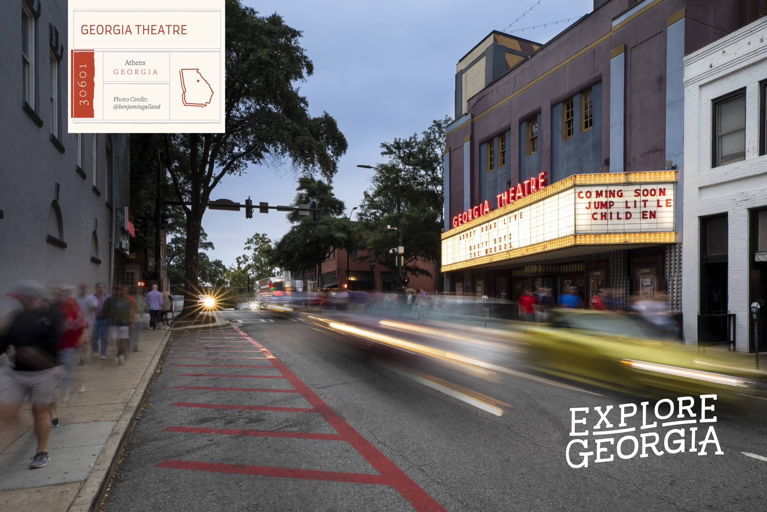 Georgia Theatre  photo