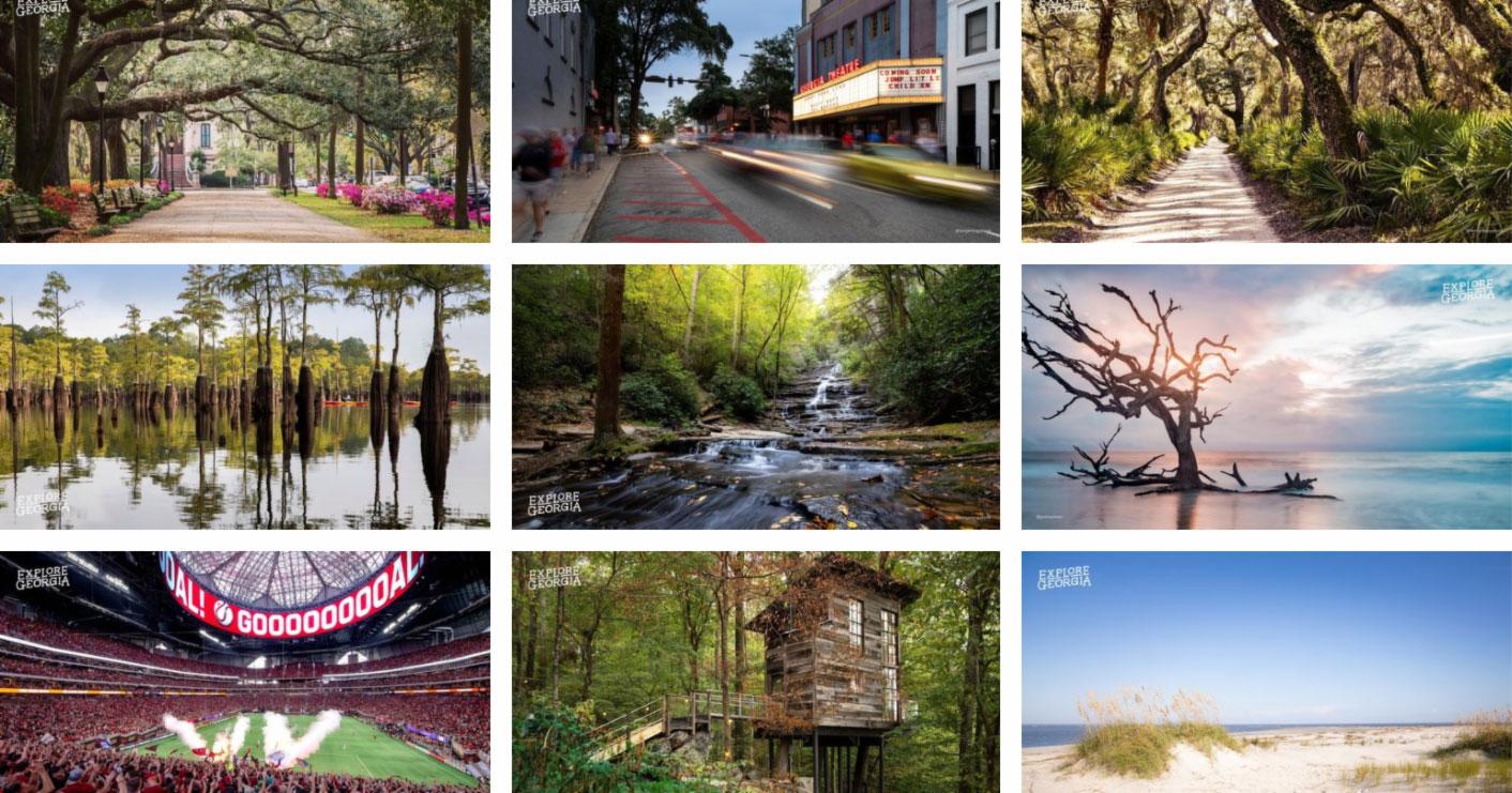 Free Explore Georgia Virtual Backgrounds For Zoom Official Georgia Tourism Travel Website Explore Georgia Org