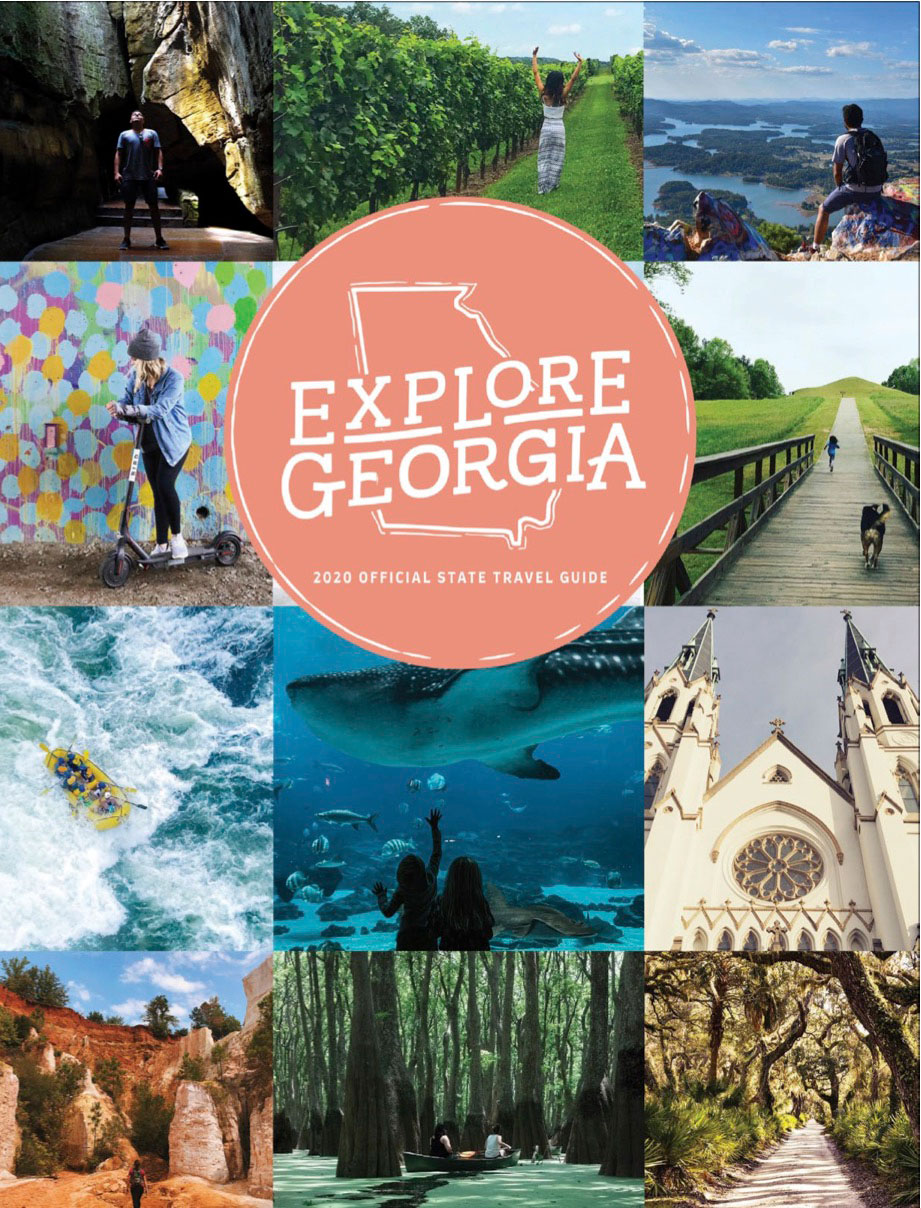 2020 Georgia Travel Guide