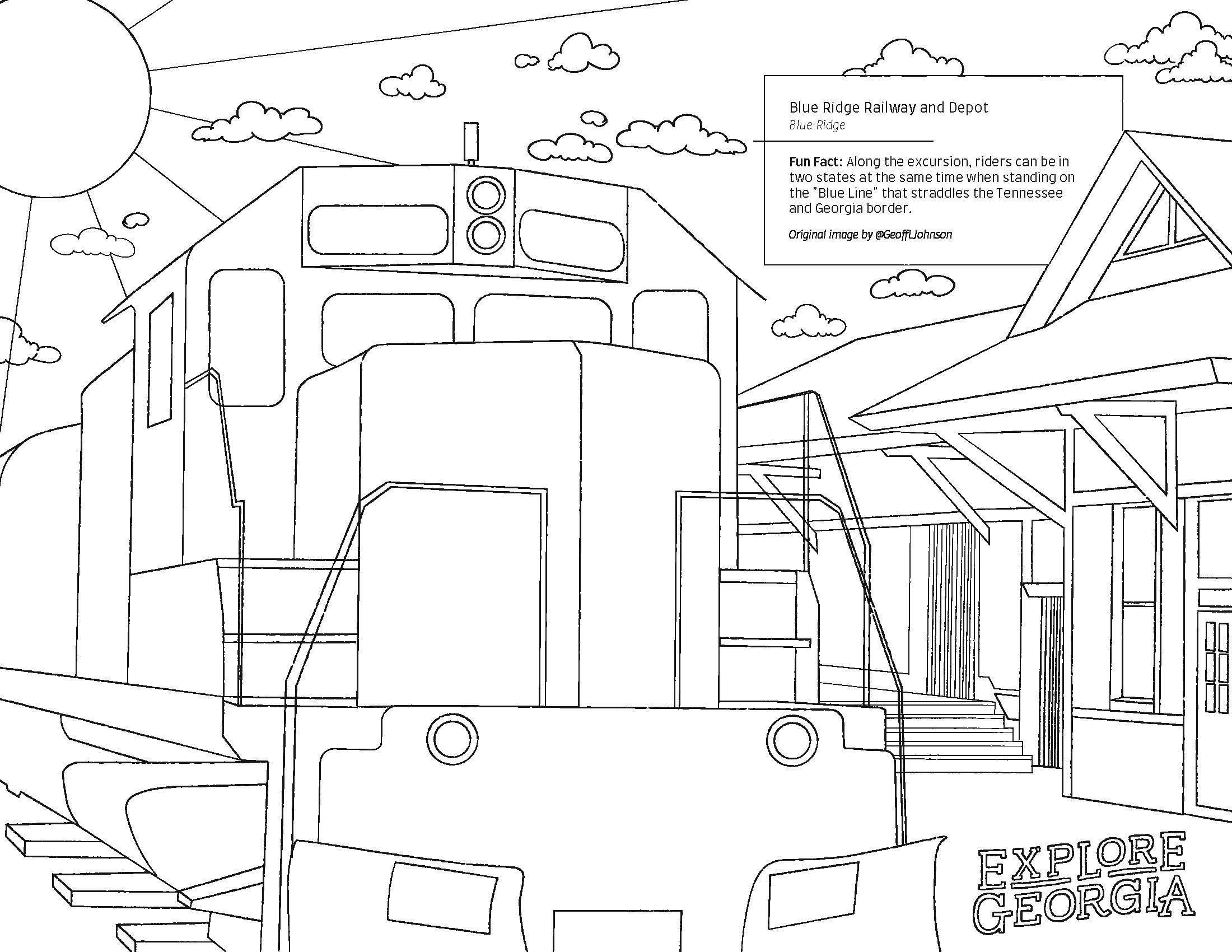 Blue Ridge Railway