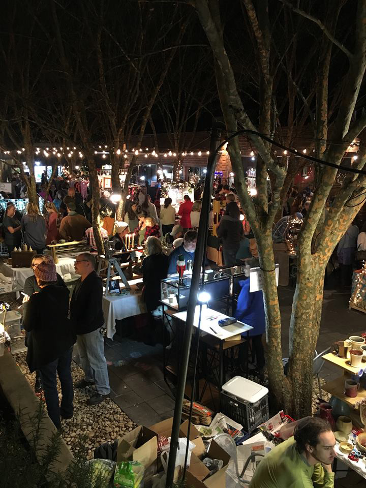 Athens Holiday Market at Big City Bread