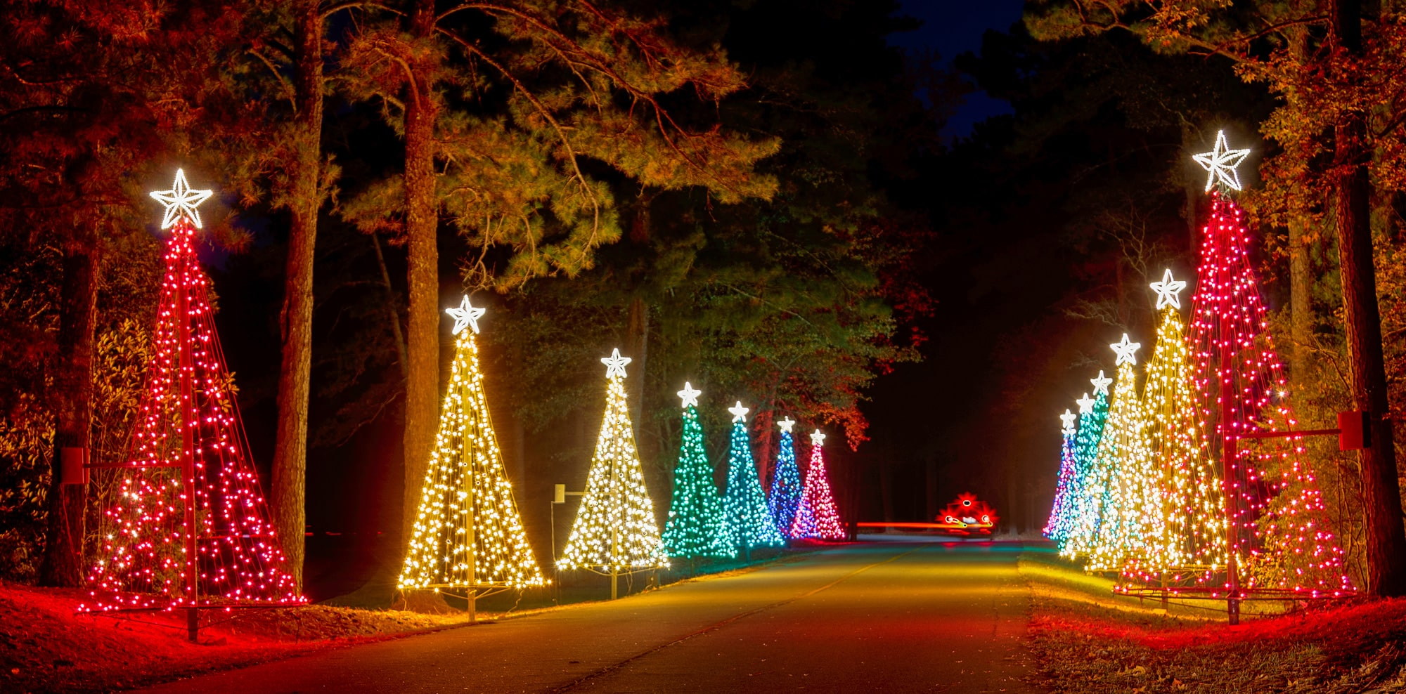 Guide to Fantasy in Lights at Callaway Resort & Gardens | Official
