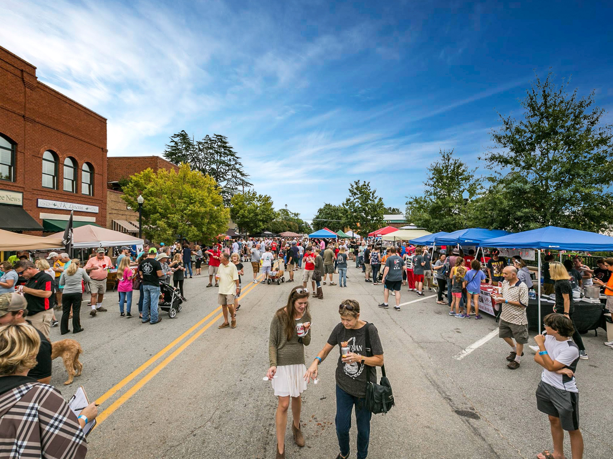 Downtown Chili Cook-Off & Fall Festival in Madison