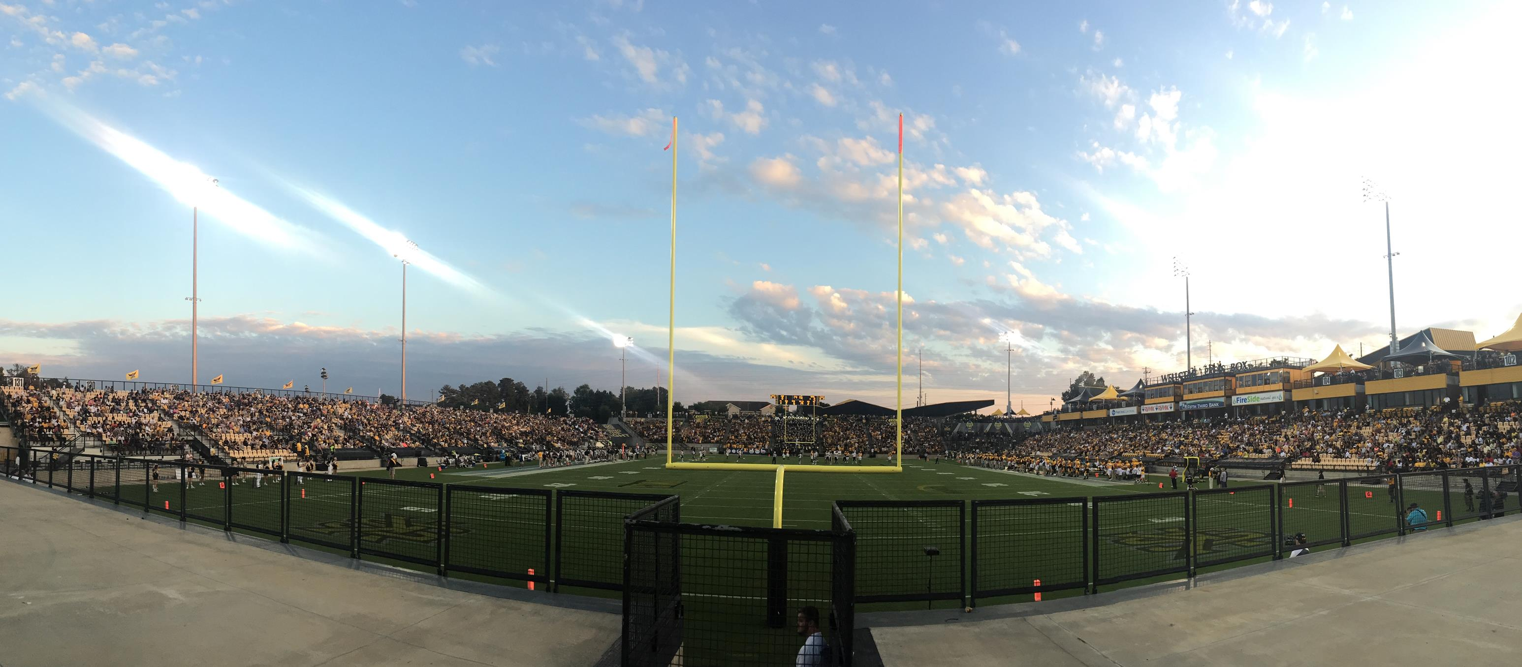 """""Fifth Third Bank Stadium at Kennesaw State University"