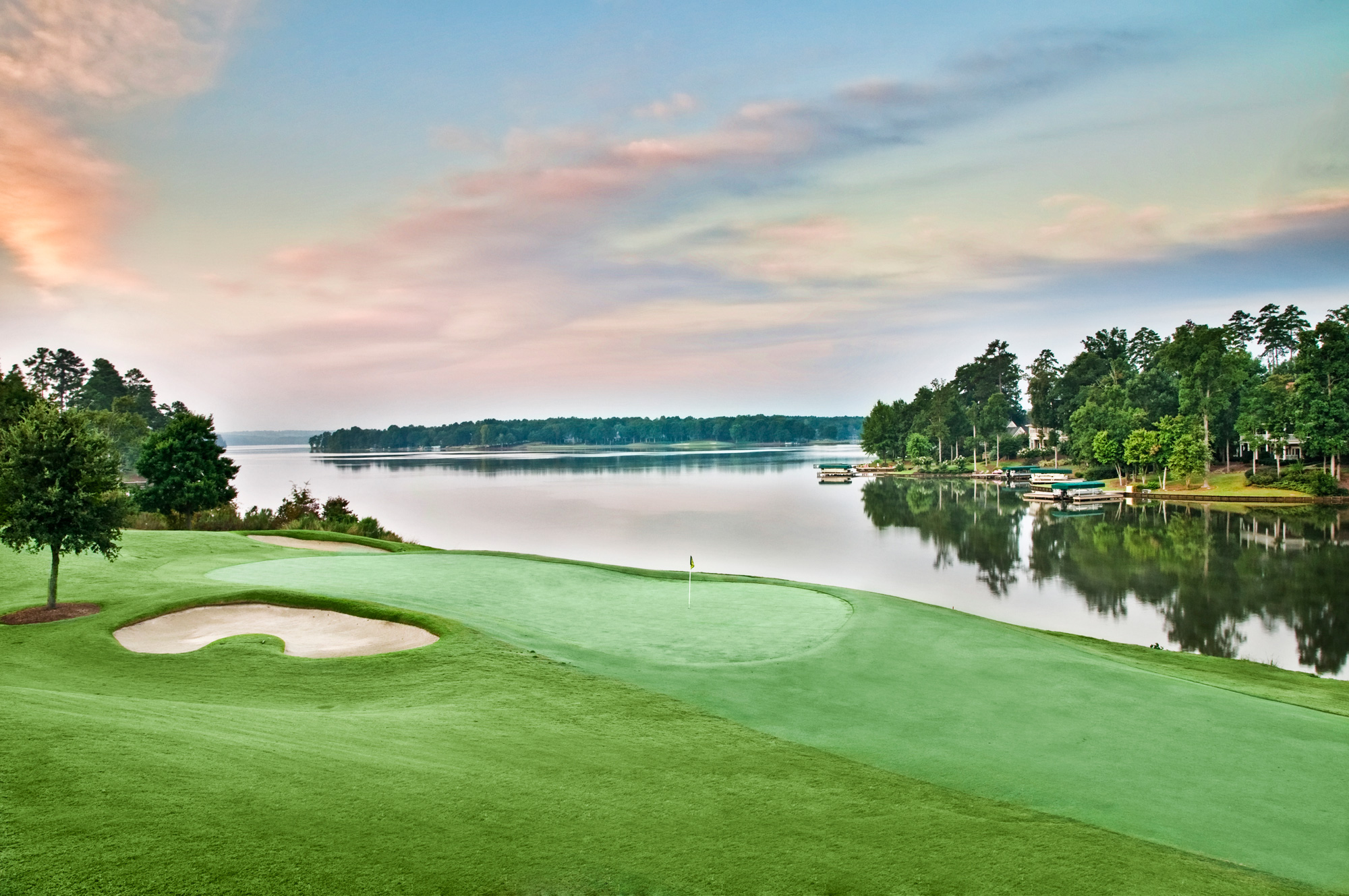 Golf in Georgia's Lake Country