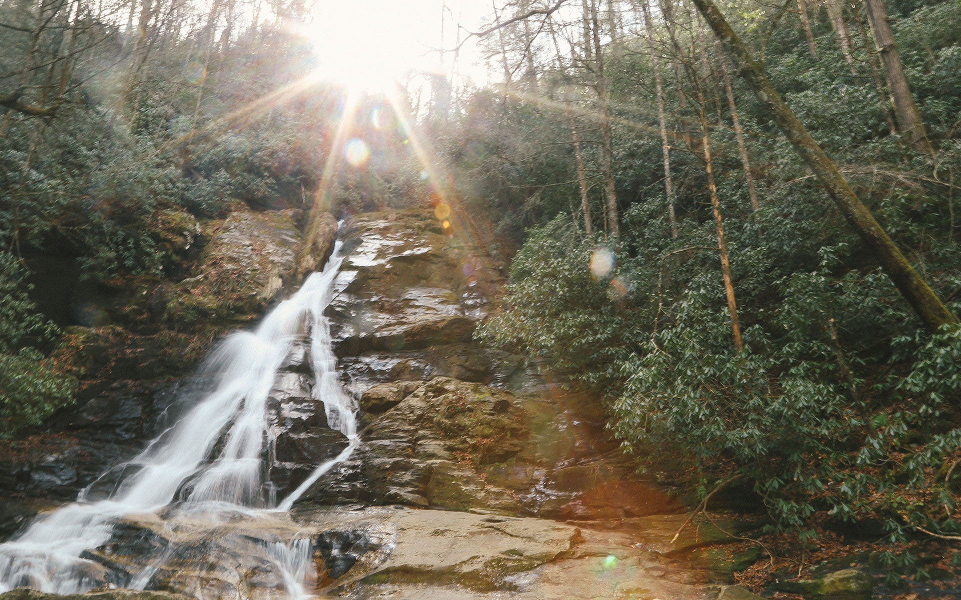 High Shoals Falls in Dallas, Georgia | Wander North Georgia