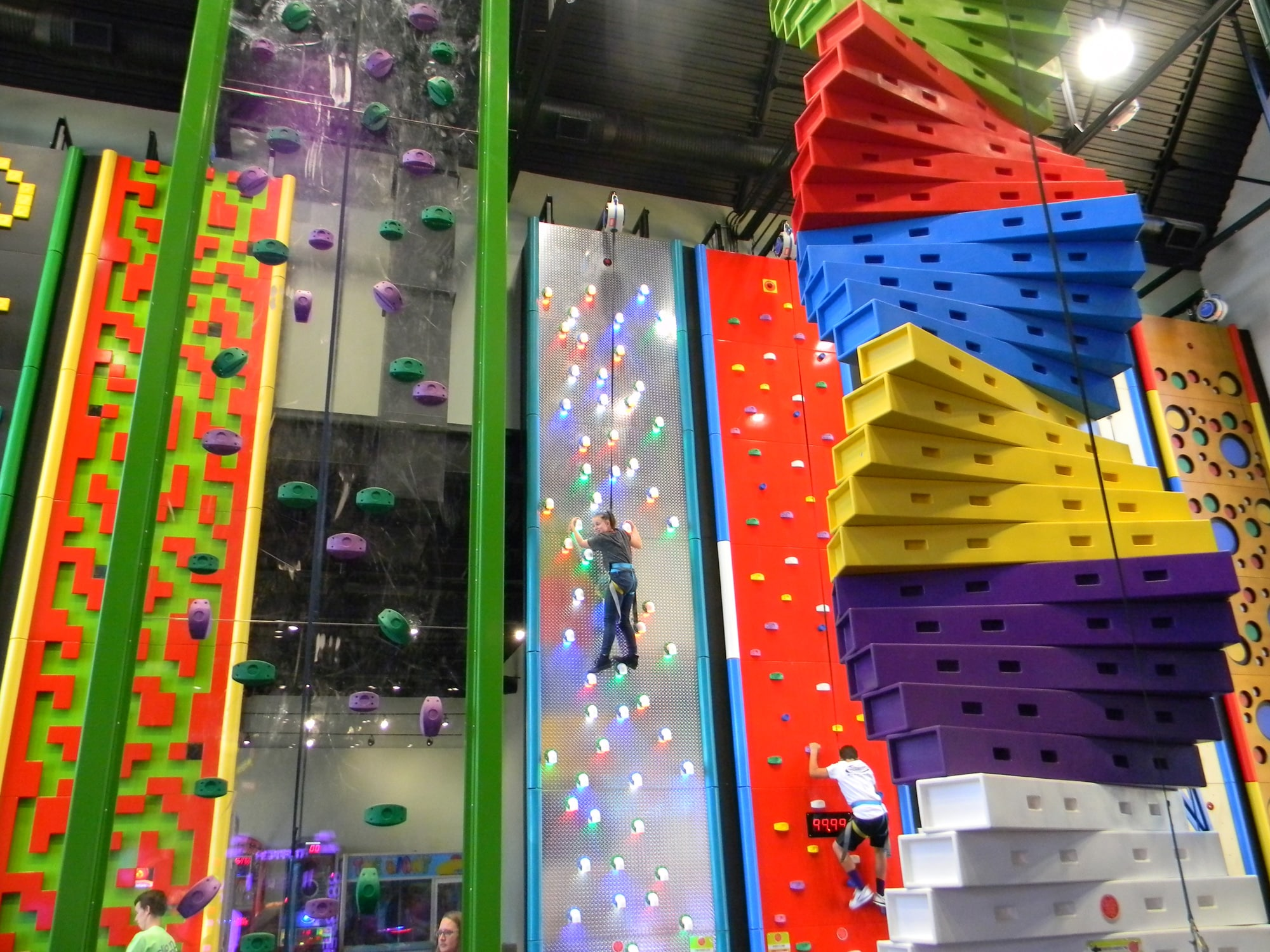 Lakepoint Station Clip & Climb