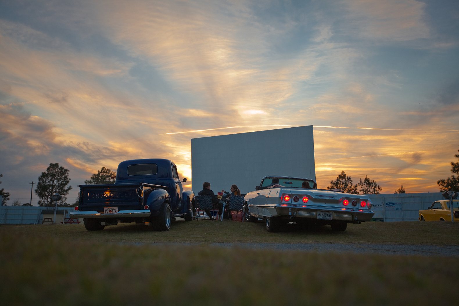Jesup Drive-In