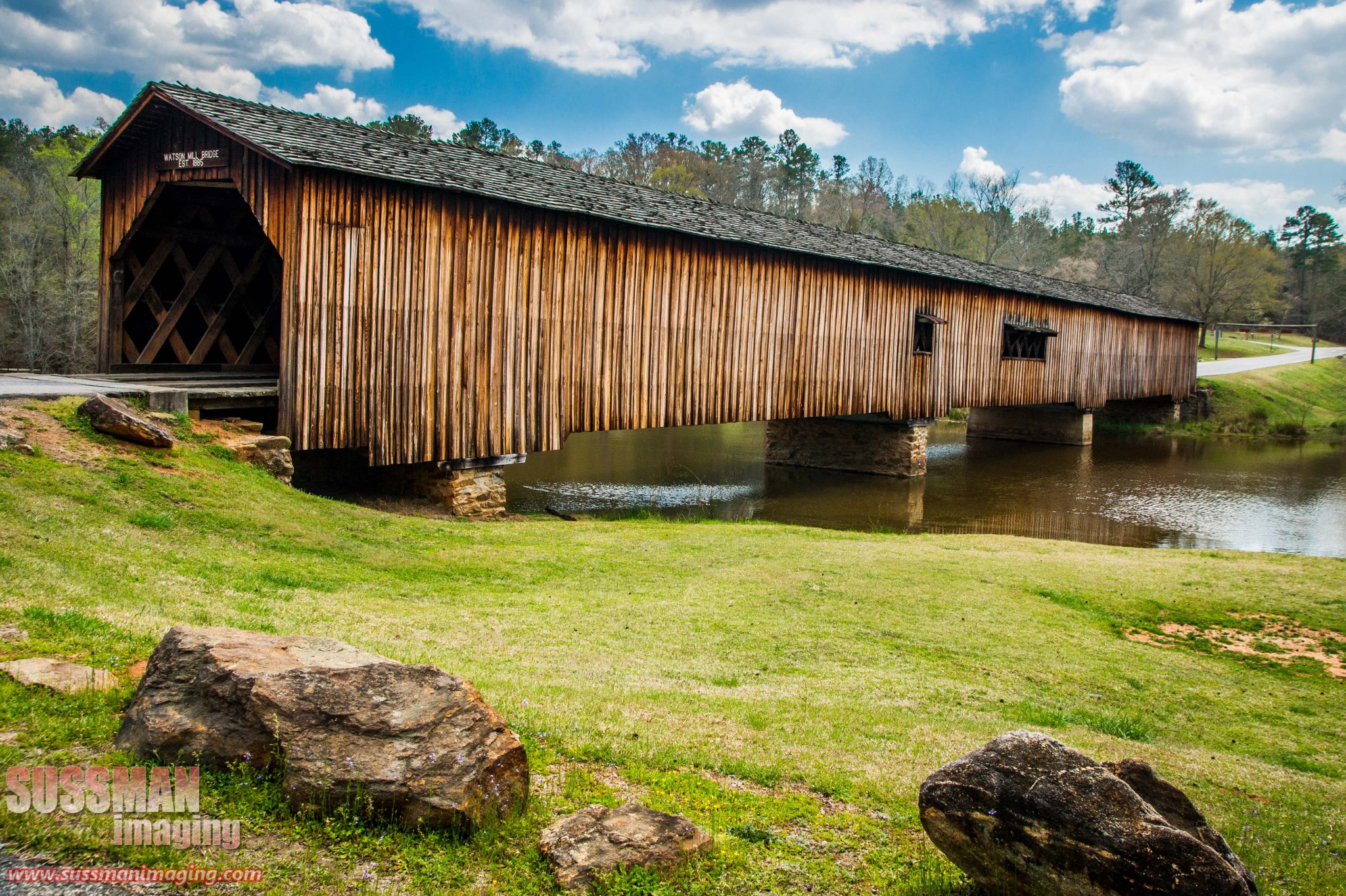 7 Fun Facts About Georgia S Covered Bridges Official