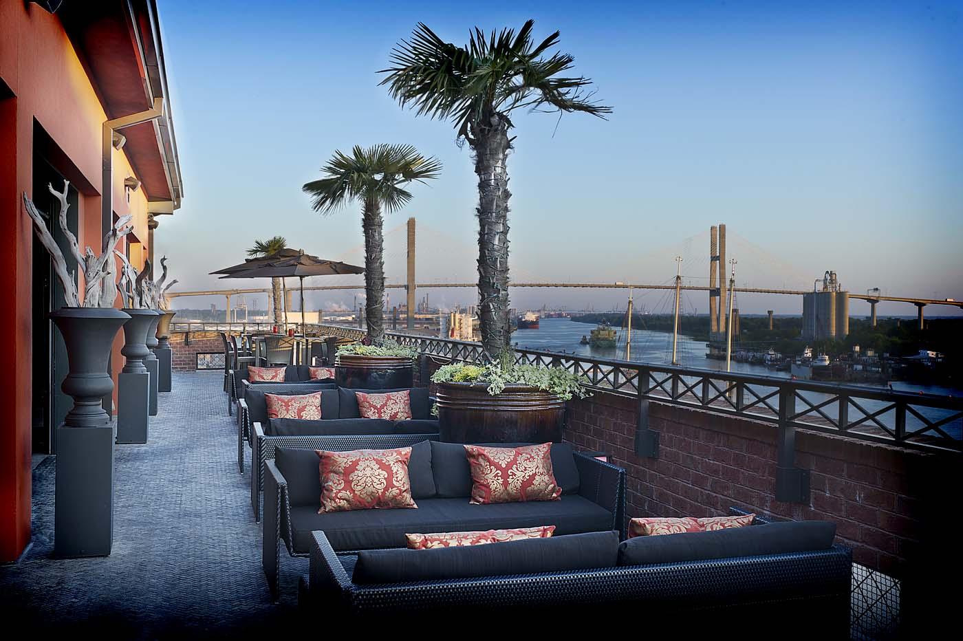 Three Georgia Restaurants With Postcard Worthy Views Official