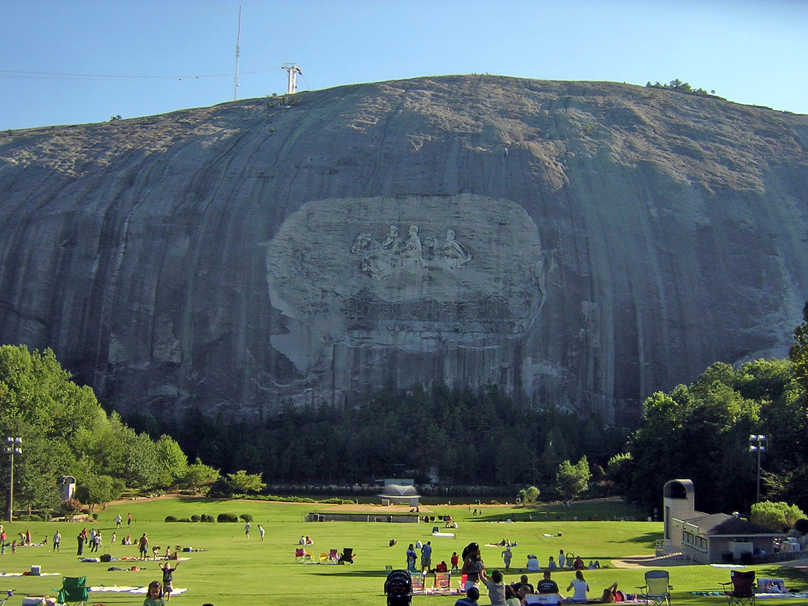 Stone Mountain Park. Photo courtesy of Creative Commons.