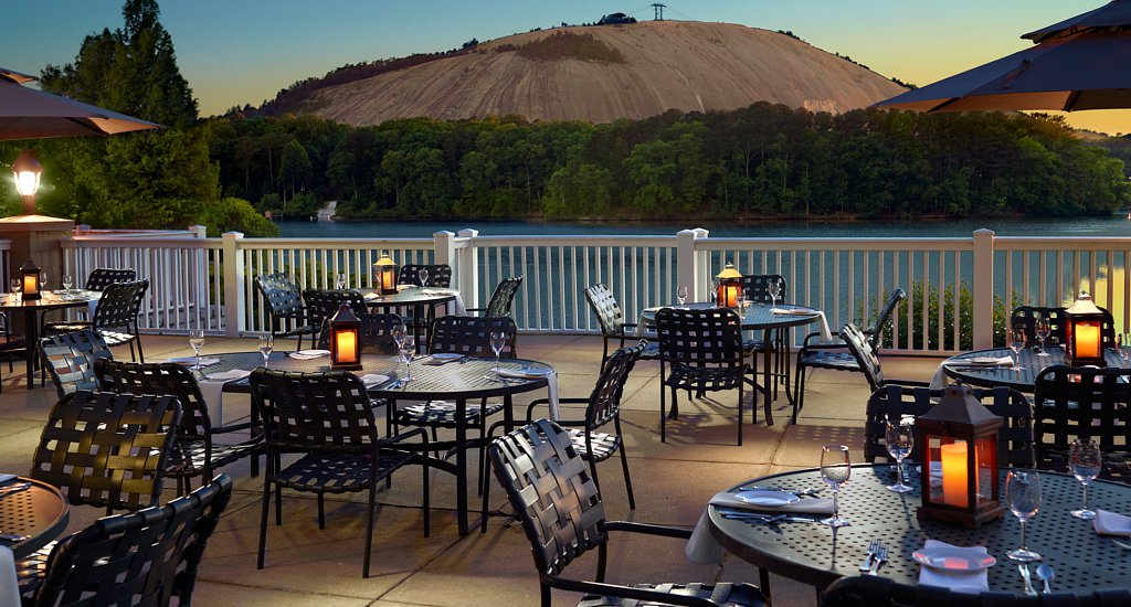 Atlanta Evergreen Marriott Conference Resort at Stone Mountain Park