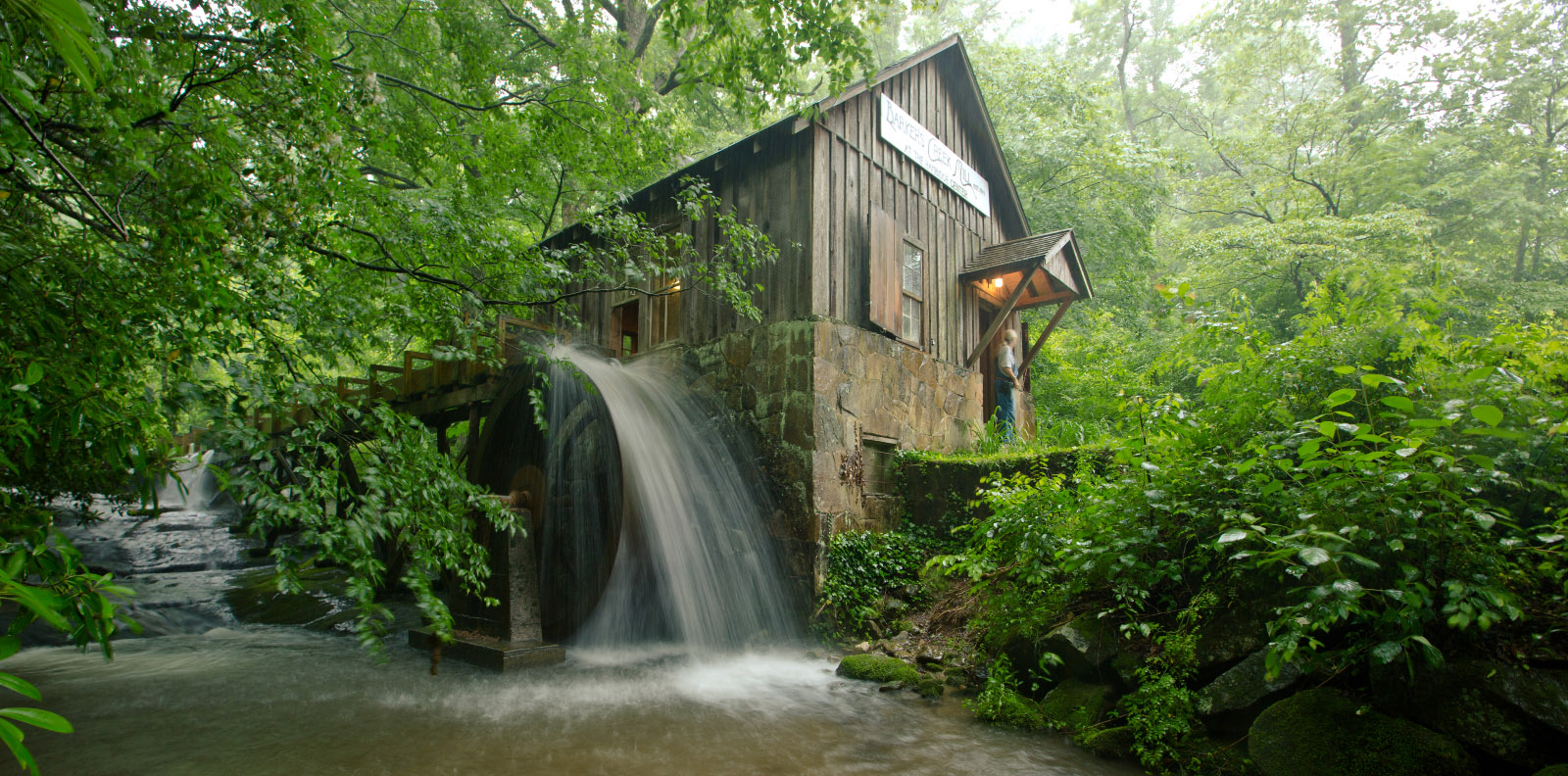 Barkers Creek Mill
