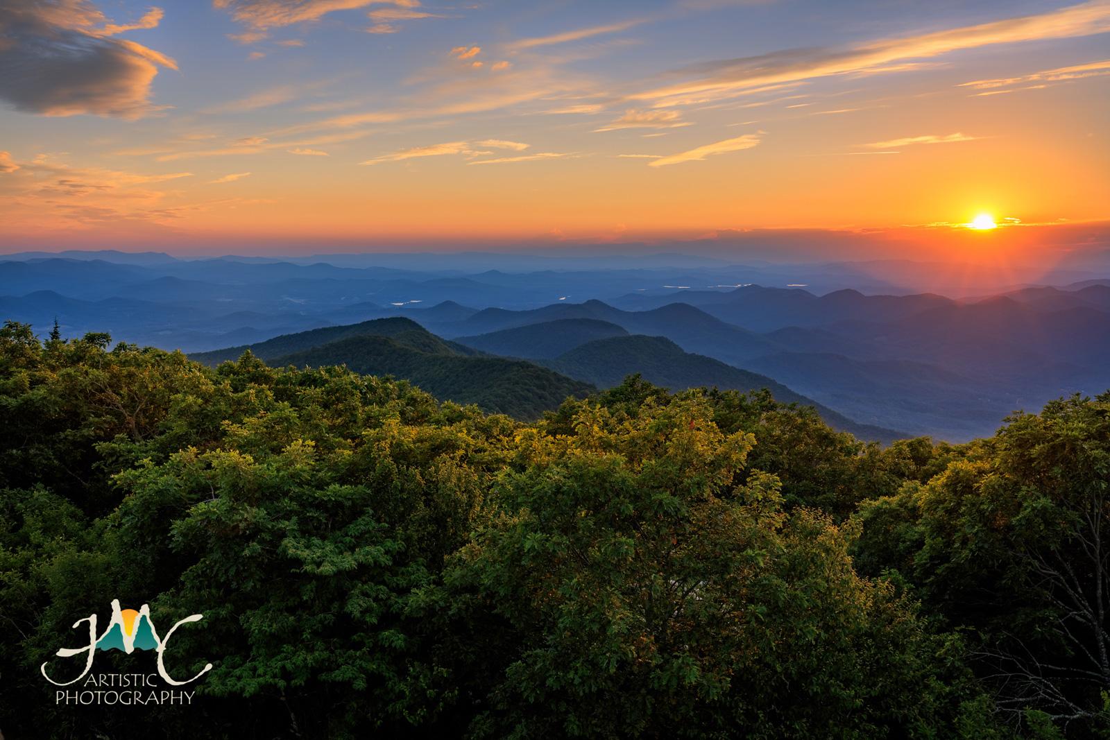 Gaze Through The Eyes Of A Dragon On This North Georgia