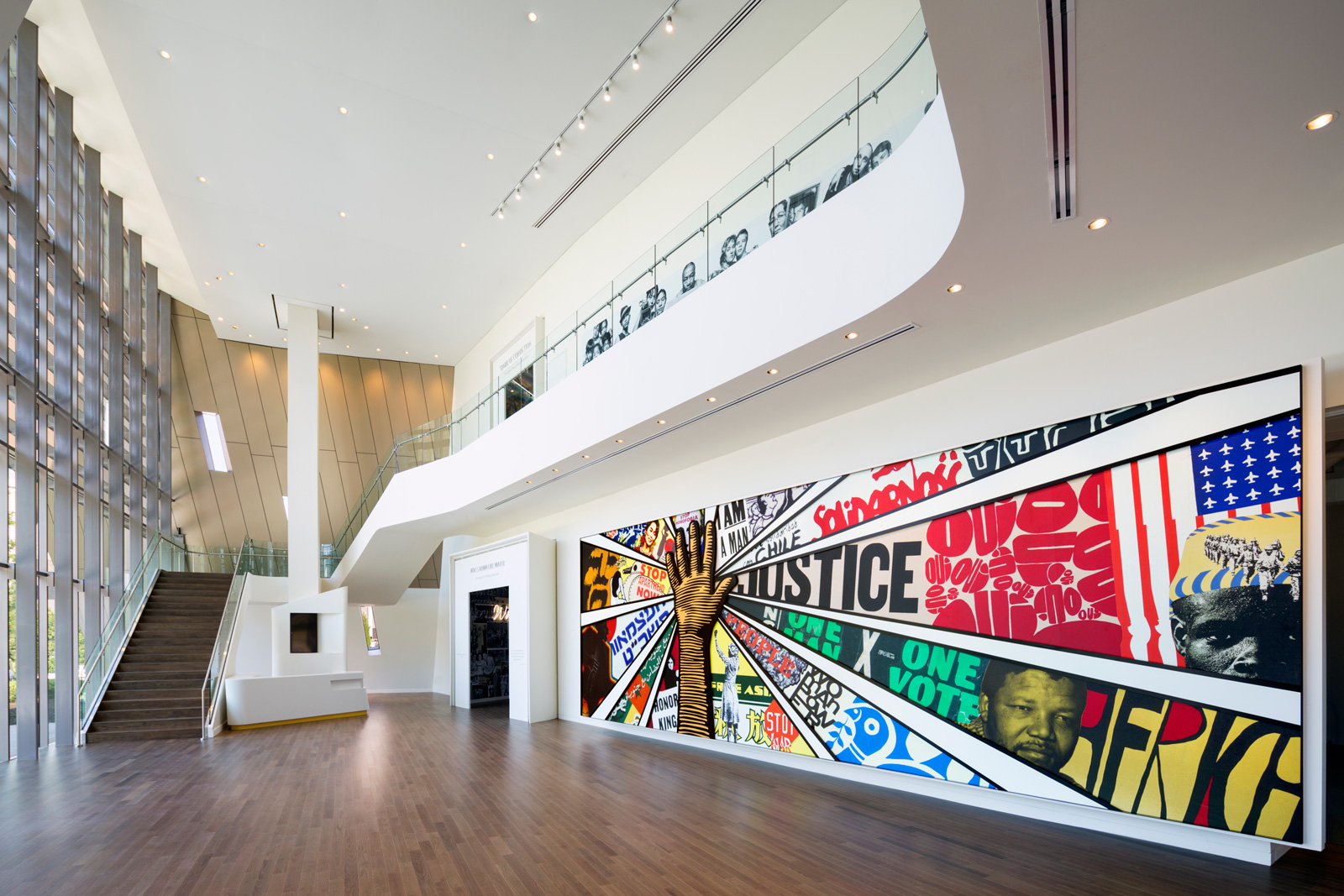 National Center for Civil and Human Rights in Atlanta