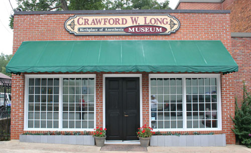 Crawford Long Museum