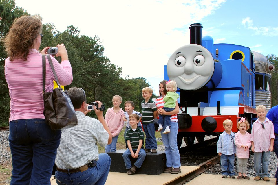 Day Out with Thomas and the SAM Shortline in Cordele, Georgia