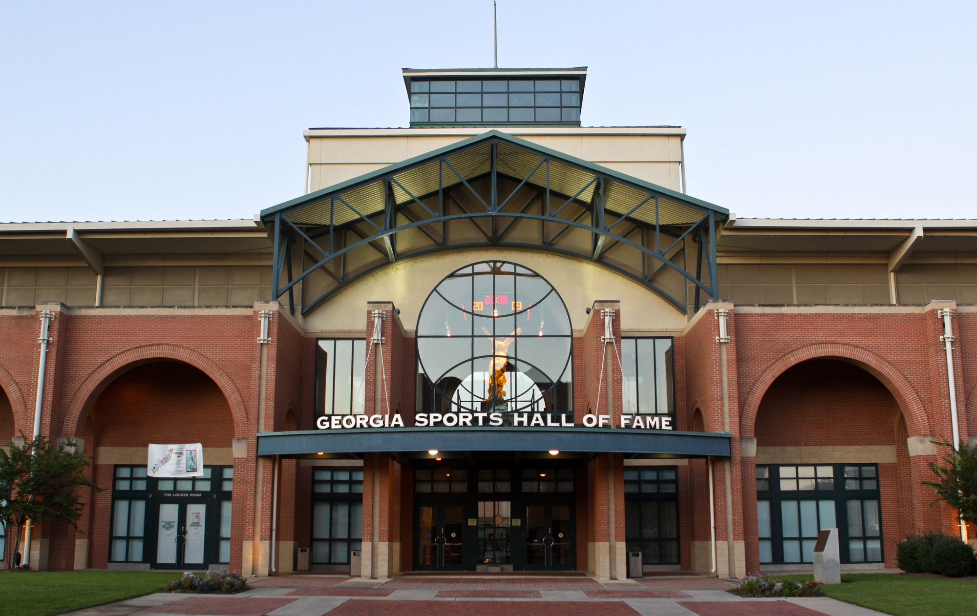 Georgia Sports Hall of Fame in Macon