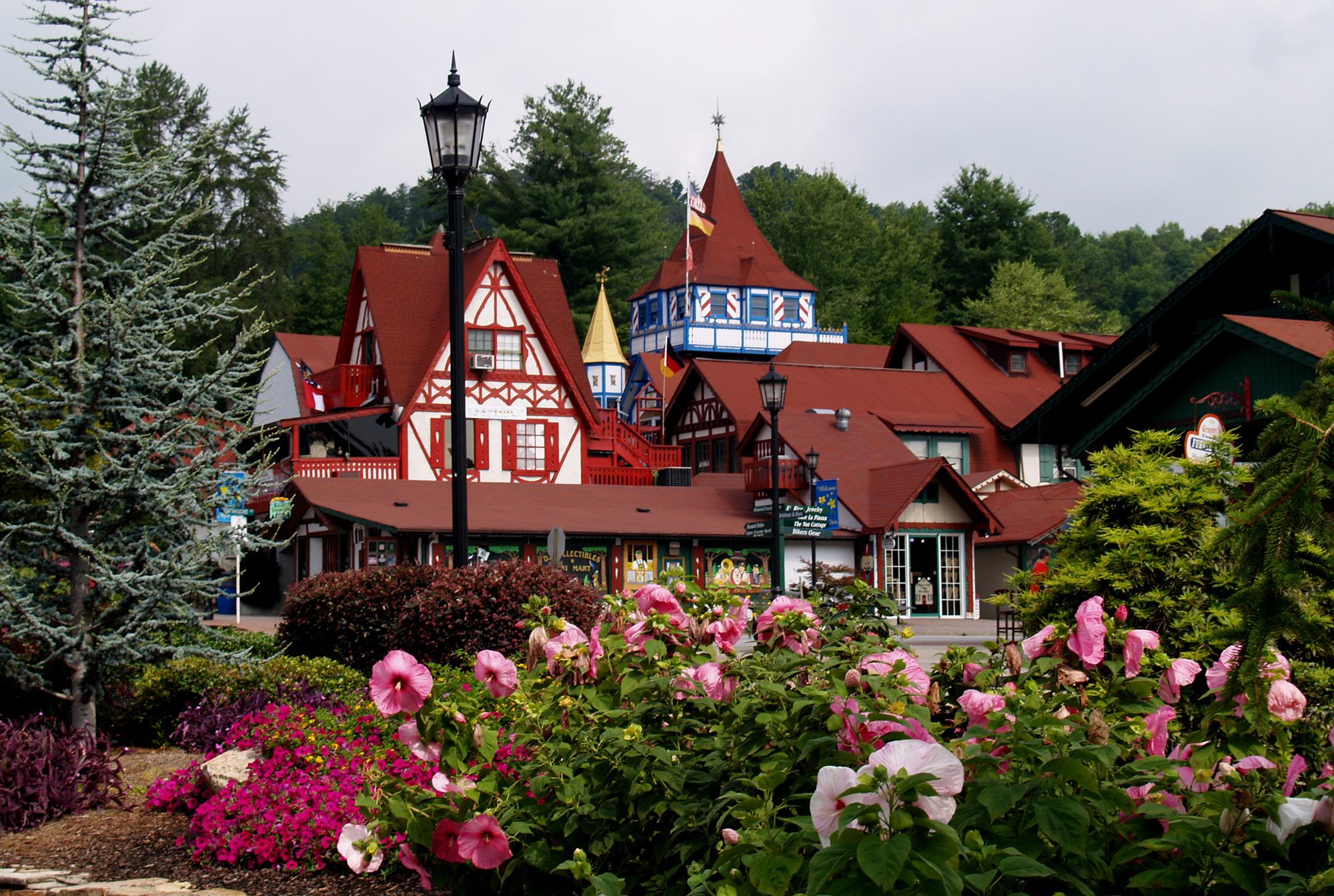 Explore The City Of Helen Explore Georgia S Little Bavaria