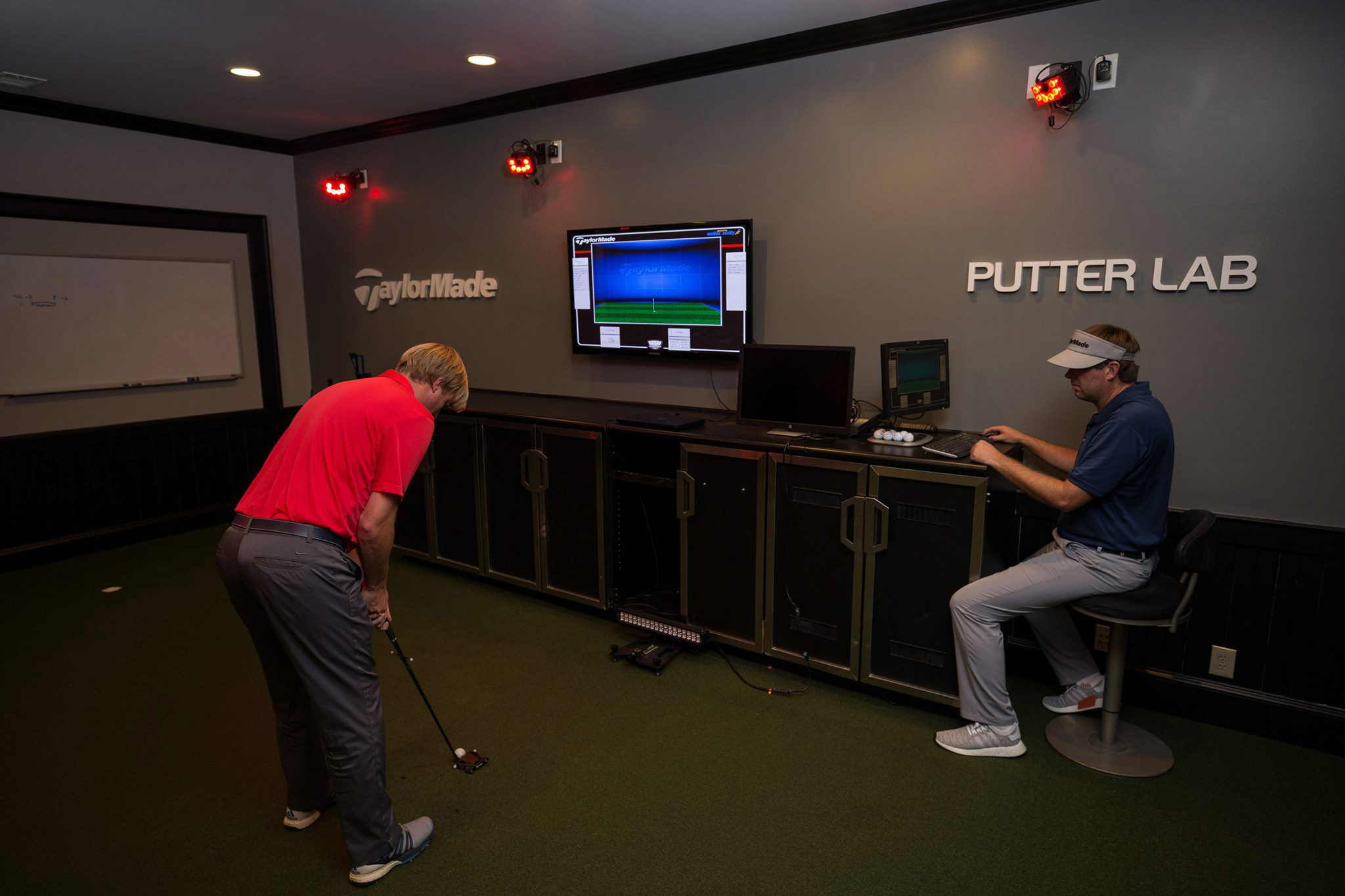 Putter Lab at the Kingdom of Golf at Reynolds Lake Oconee
