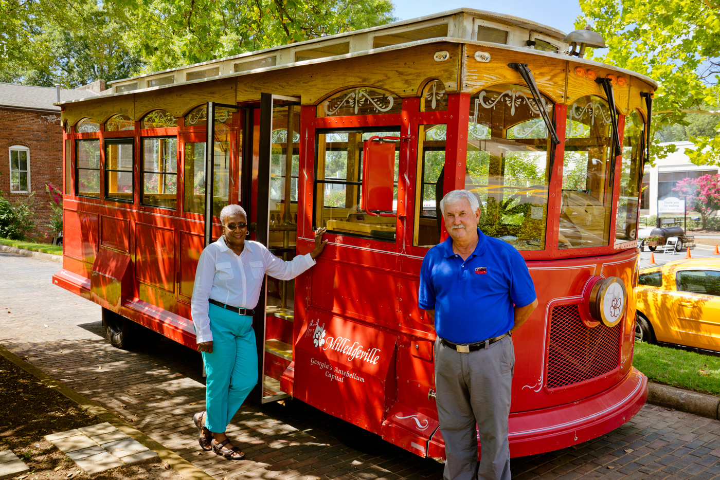 Milledgeville Trolley Tours