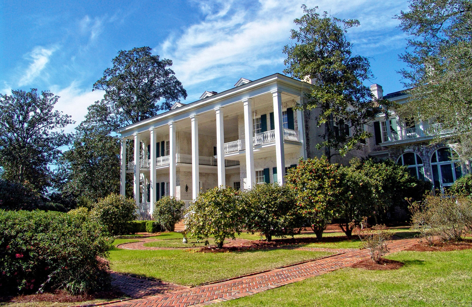 Pebble Hill Plantation in Thomasville, Georgia