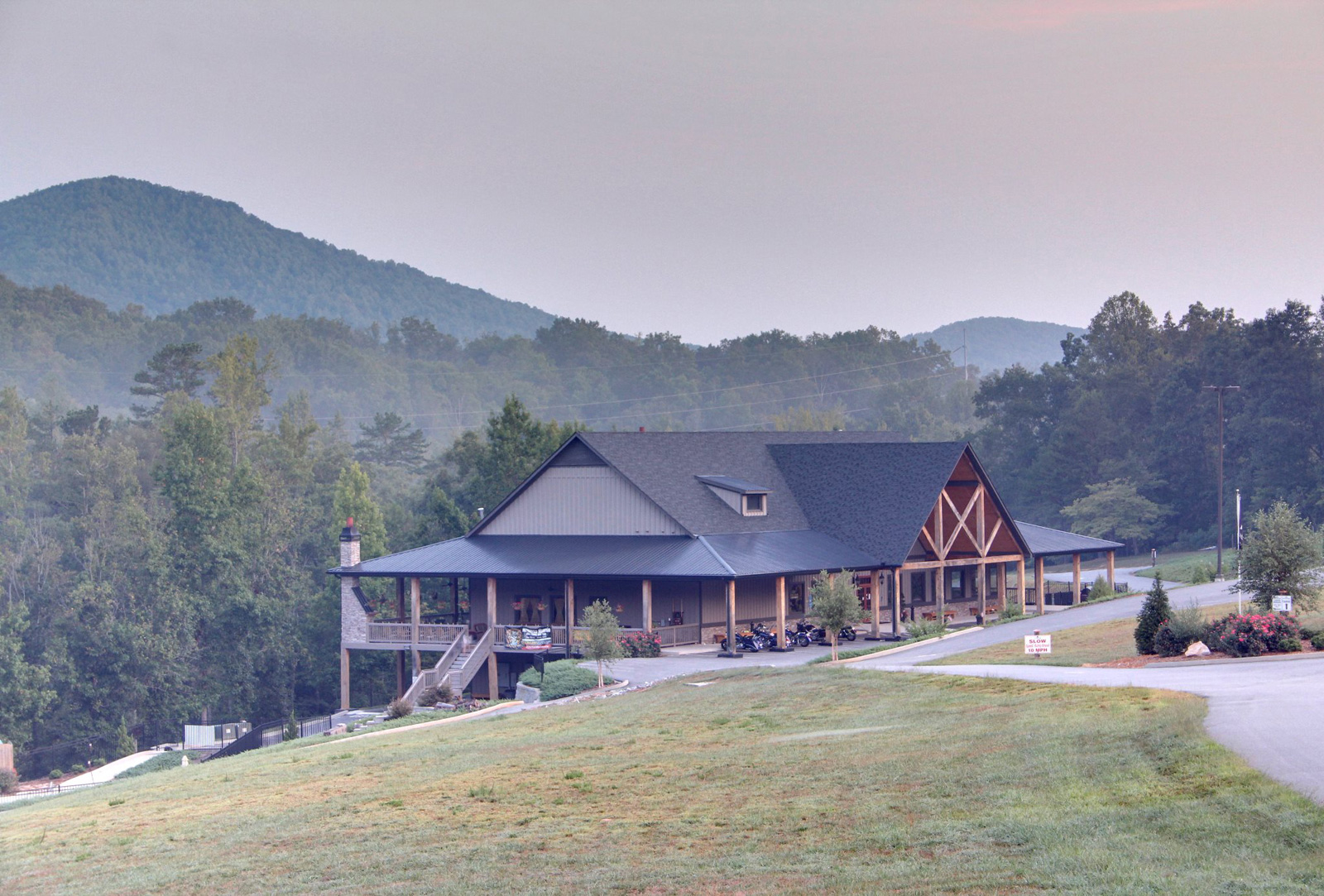 Copperhead Lodge in Blairsville, Georgia