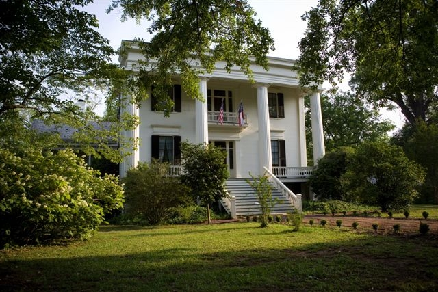 Robert Toombs House Historic Site. Photo credit: Mercer Harris