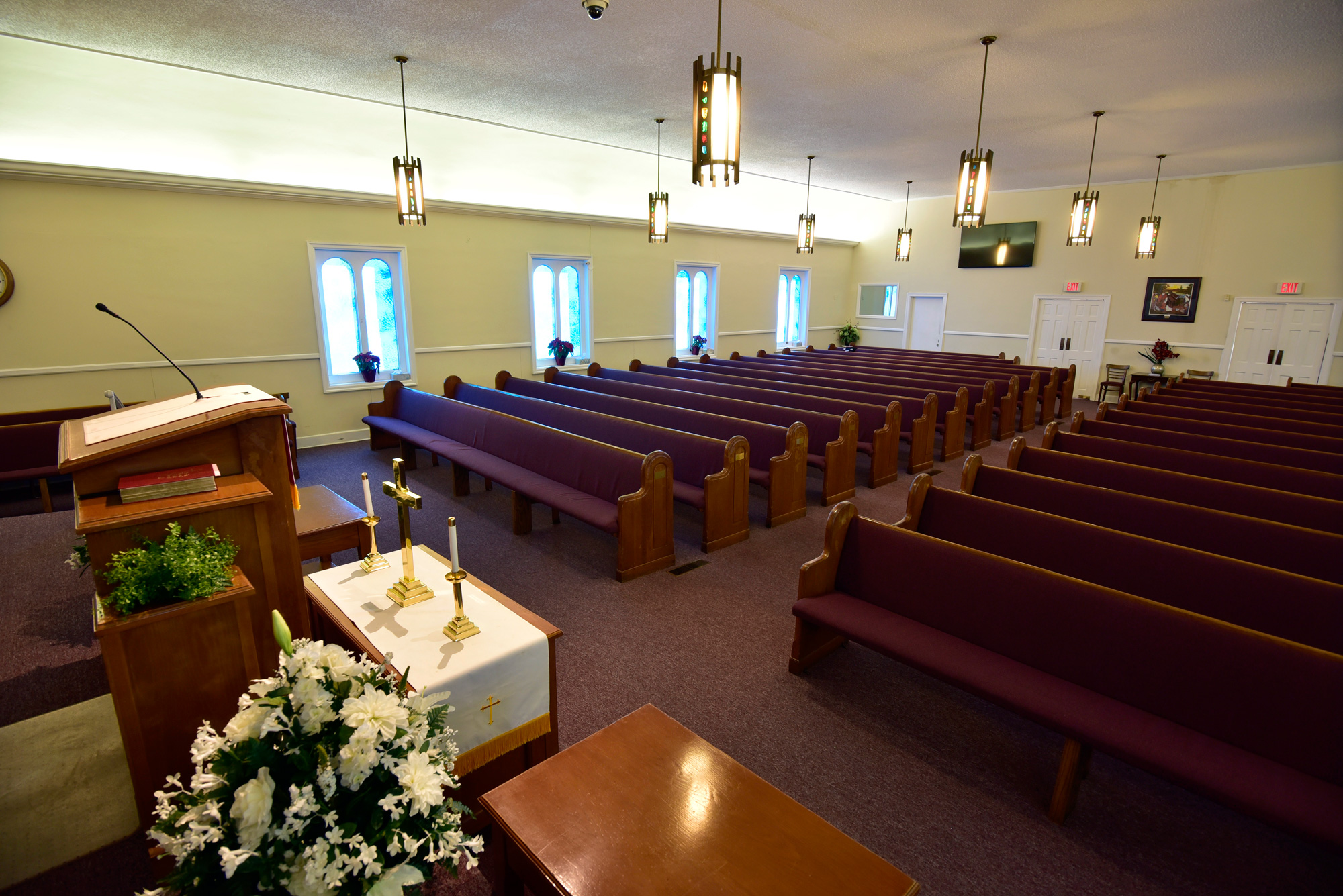 Shiloh Missionary Baptist Church in Albany, Georgia