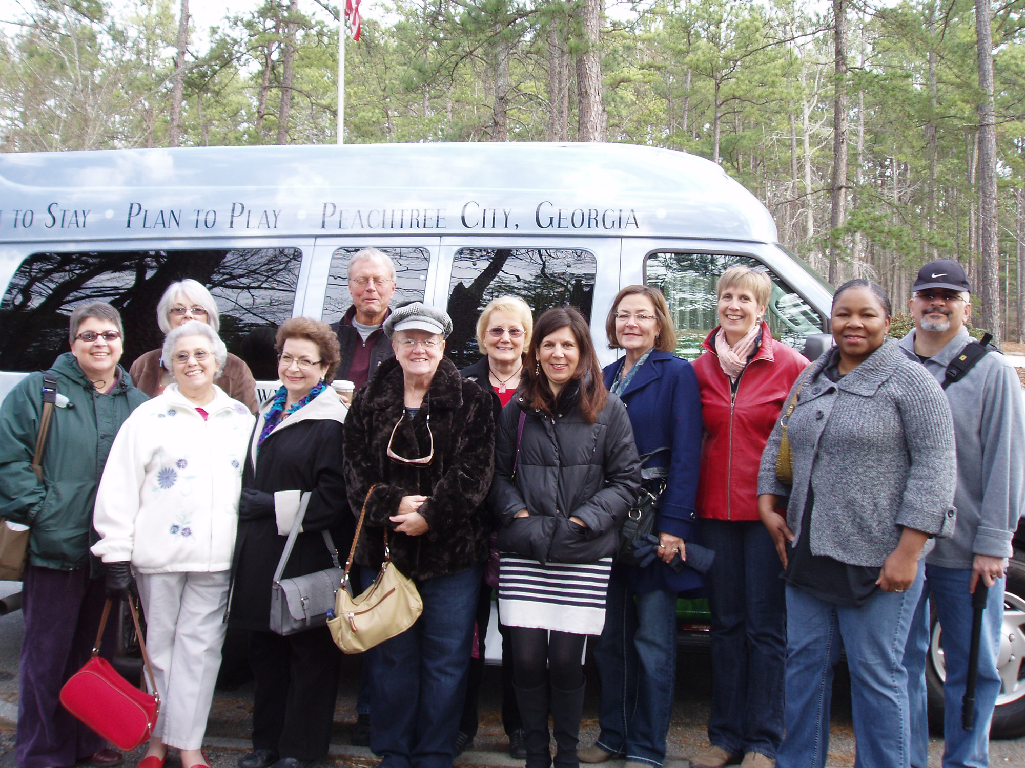 Southern Hollywood Film Tour in Peachtree City