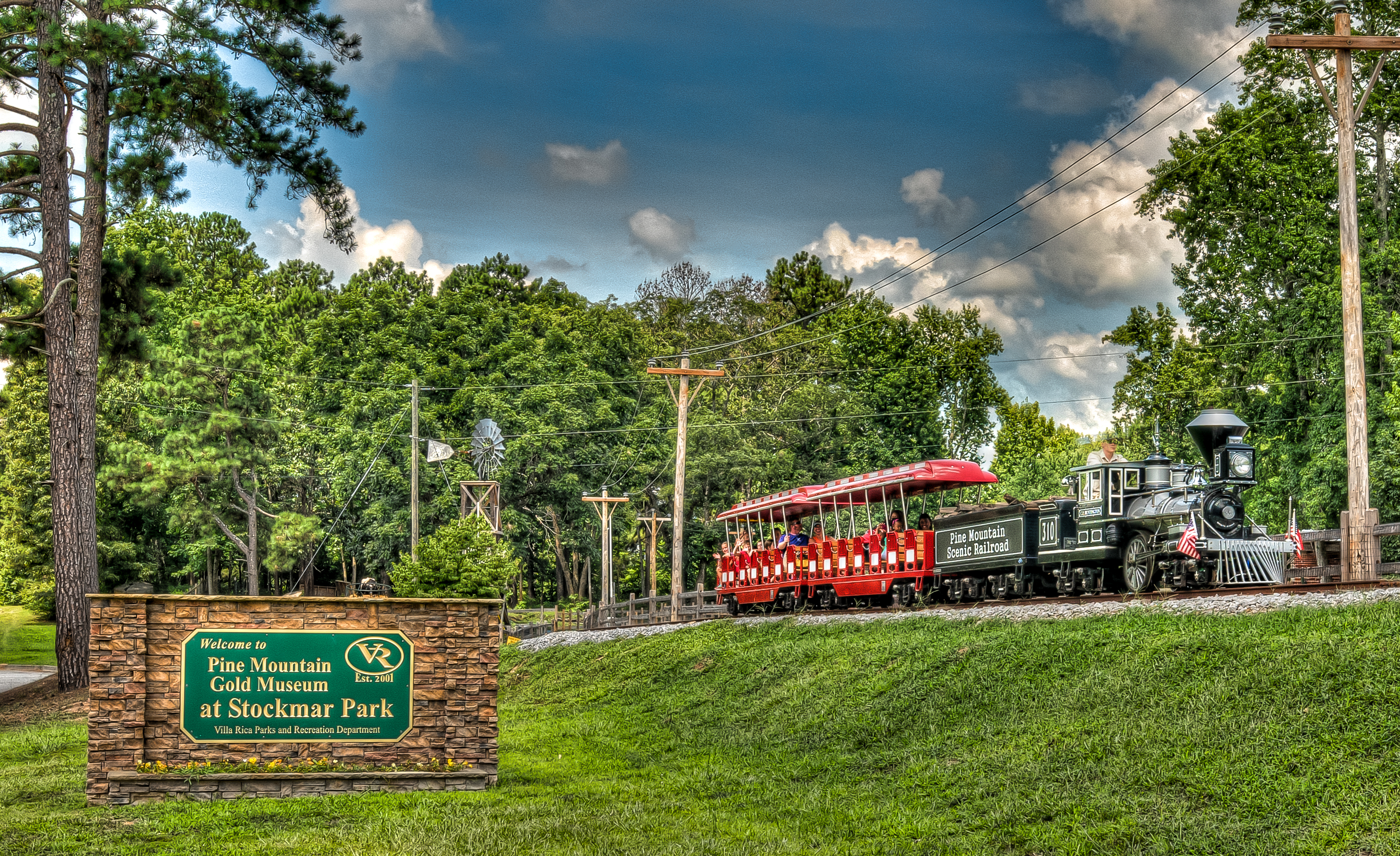 Pine Mountain Scenic Railroad