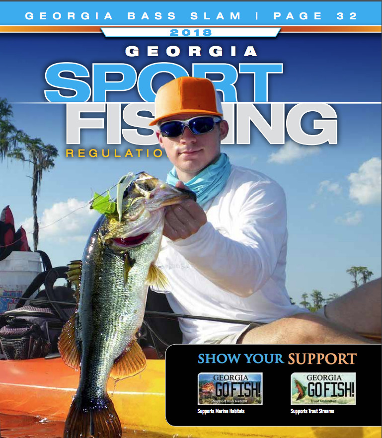 2018 Georgia Sport Fishing Regulations