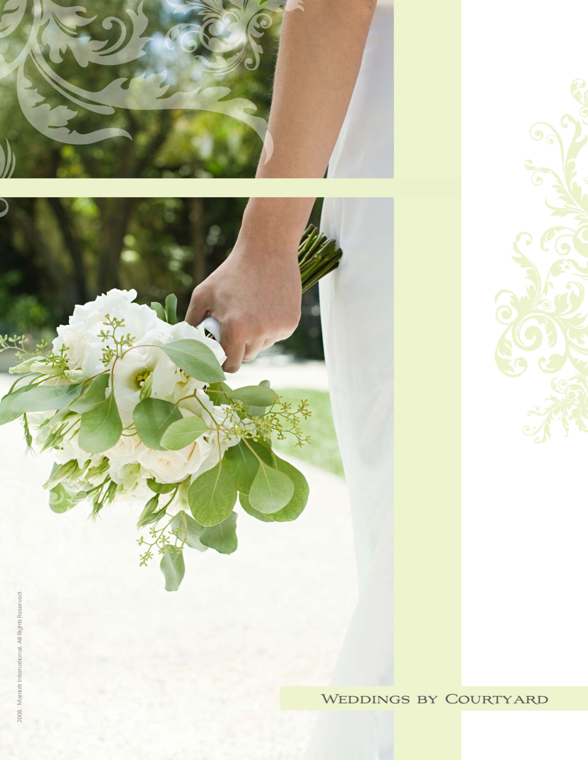 Courtyard Atlanta Decatur Downtown/Emory Wedding Brochure