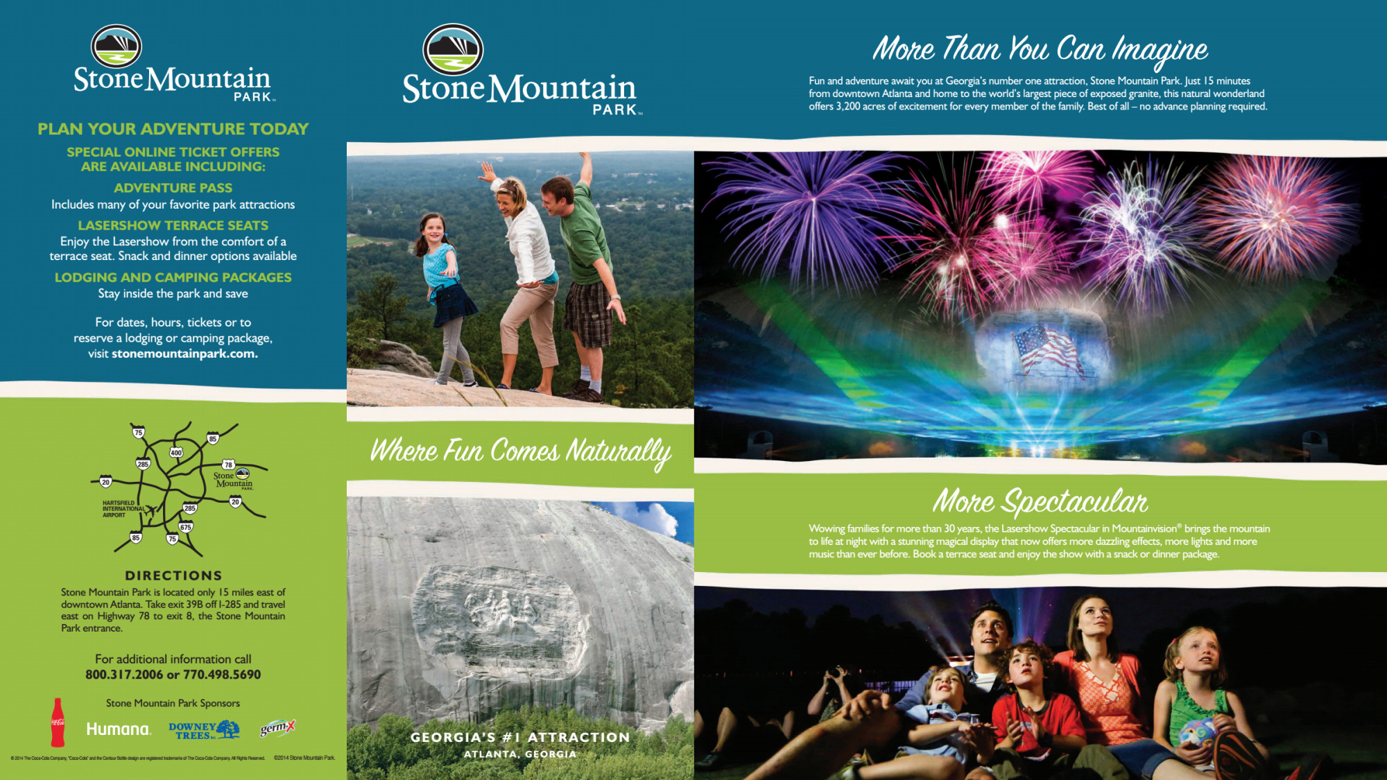 stone mountain package deals