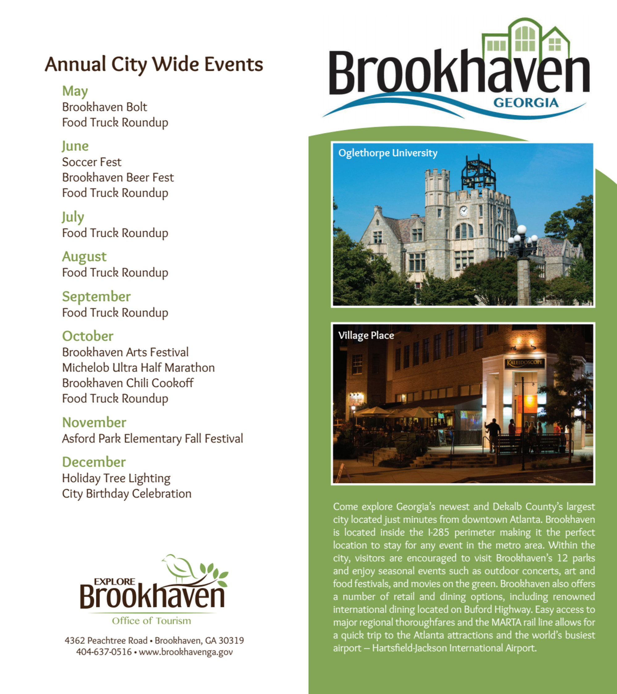 Brookhaven Rack Card