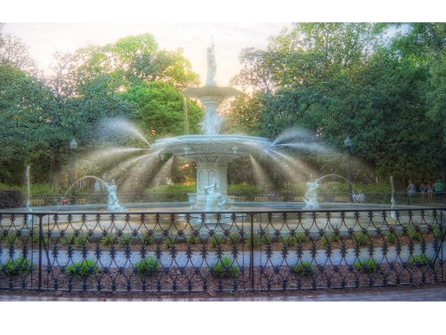 Forsyth Park Official Georgia Tourism Amp Travel Website