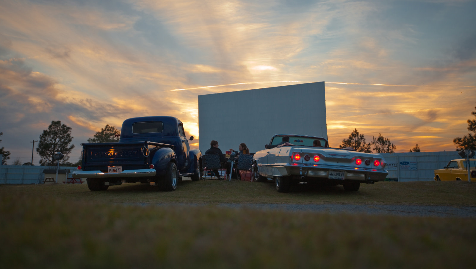 Jesup Drive In Theater