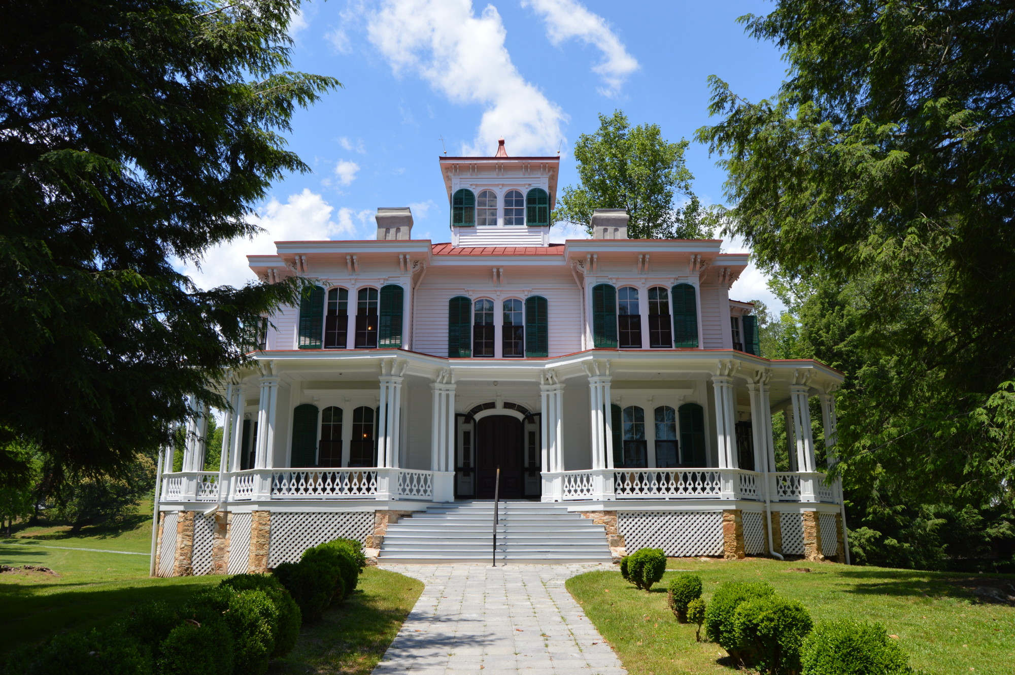 Hardman Farm State Historic Site Official Georgia