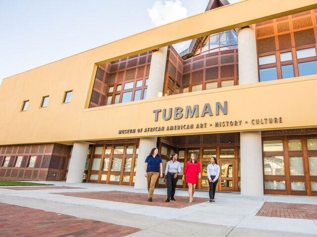 Tubman Museum in Macon