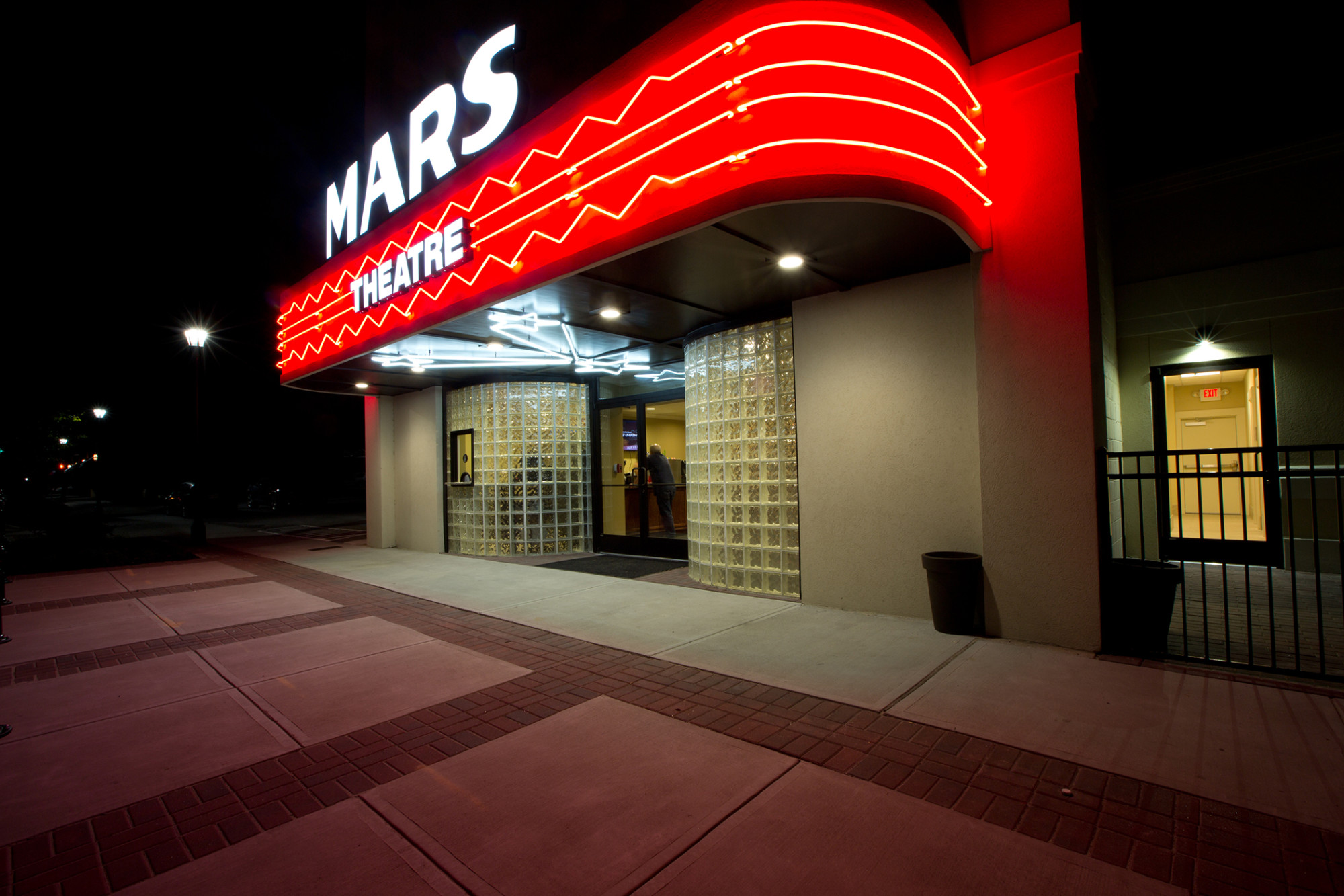 Mars Theatre in Springfield, Georgia